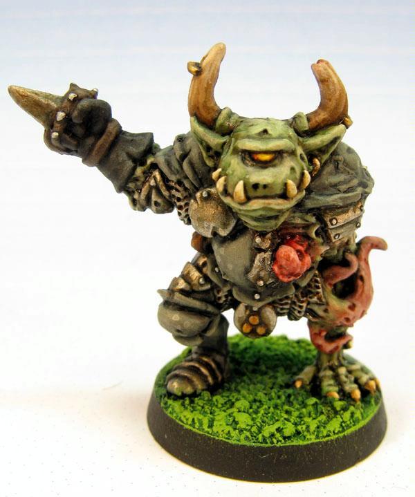 Blood Bowl, Chaos, Chaos Warrior1