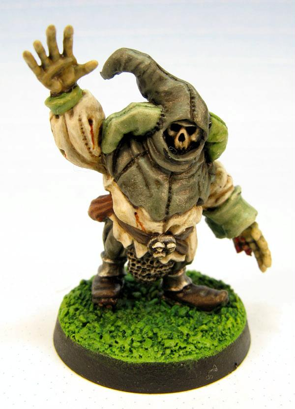 Blood Bowl, Chaos, Chaos Warrior2