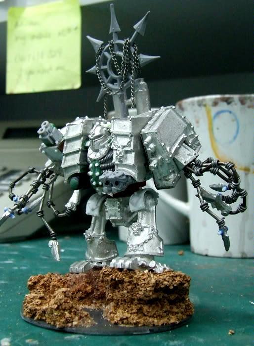 Chaos, Chaos Dreadnought, Chaos Space Marines, Warhammer 40,000