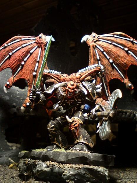 Chaos, Daemon Prince, Khorne