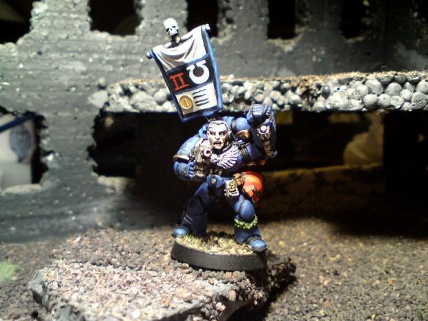 Ultramarines, Ultramarine Sergeant