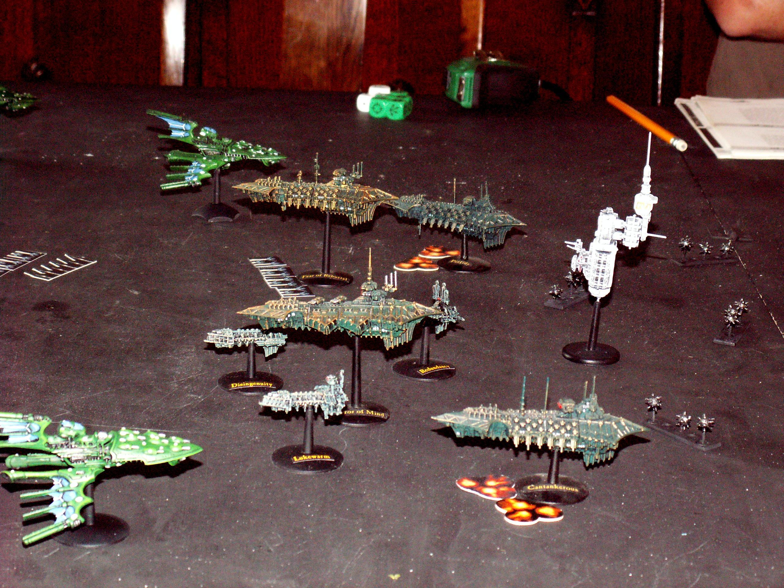 Battlefleet, Battlefleet Gothic, Gothic