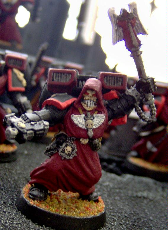 Death Company Chaplain