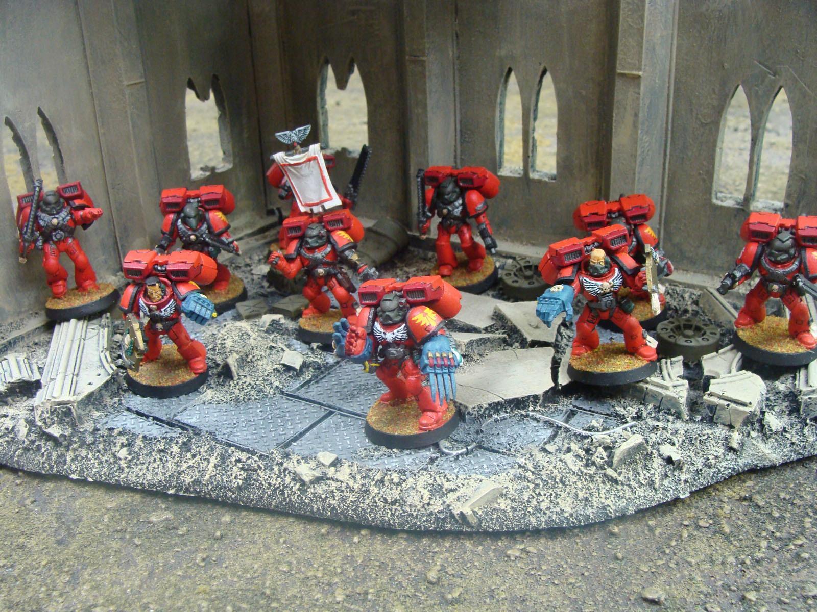 Blood Angels, Kirasu, Warhammer 40,000