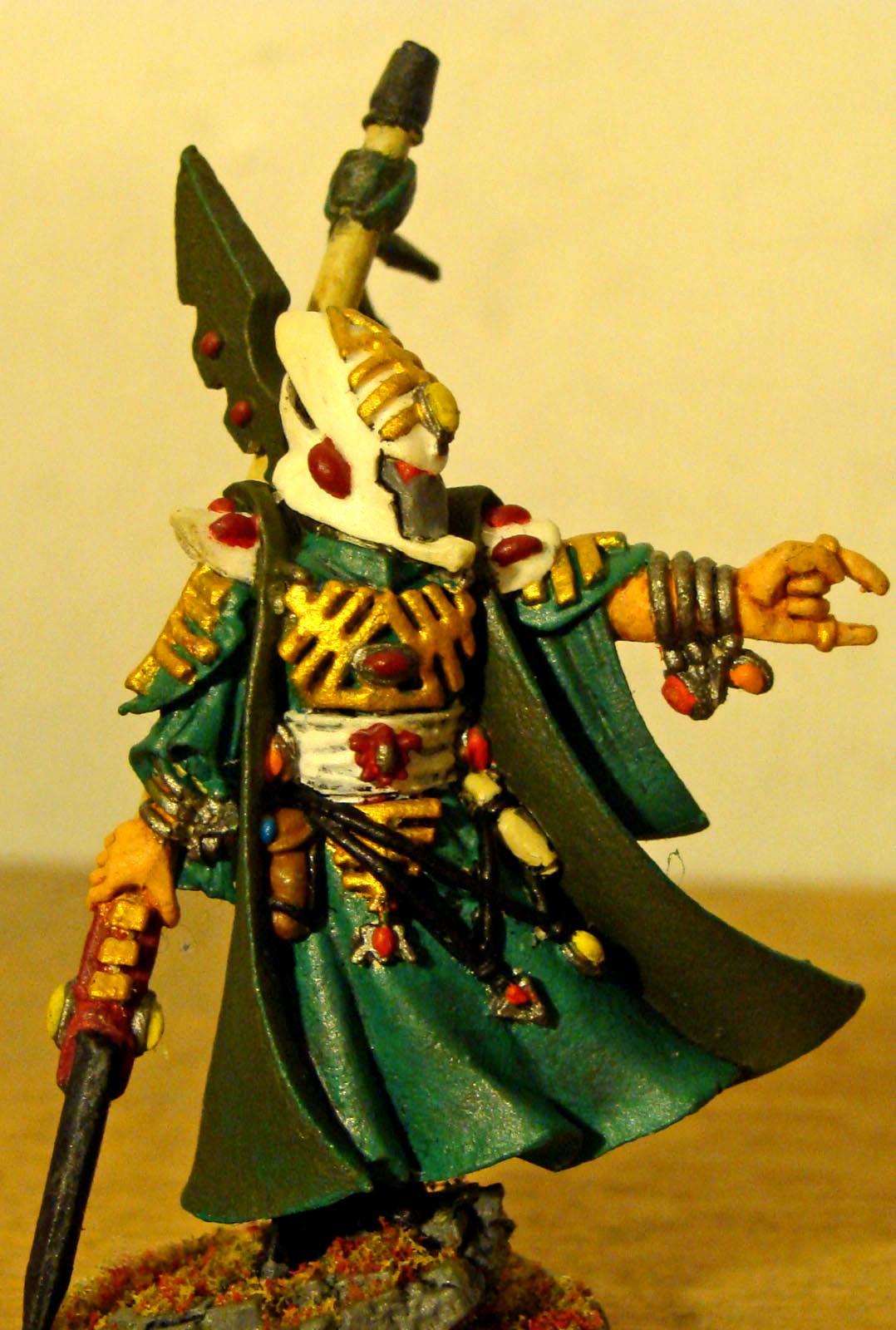 Eldar, Kirasu, Warhammer 40,000