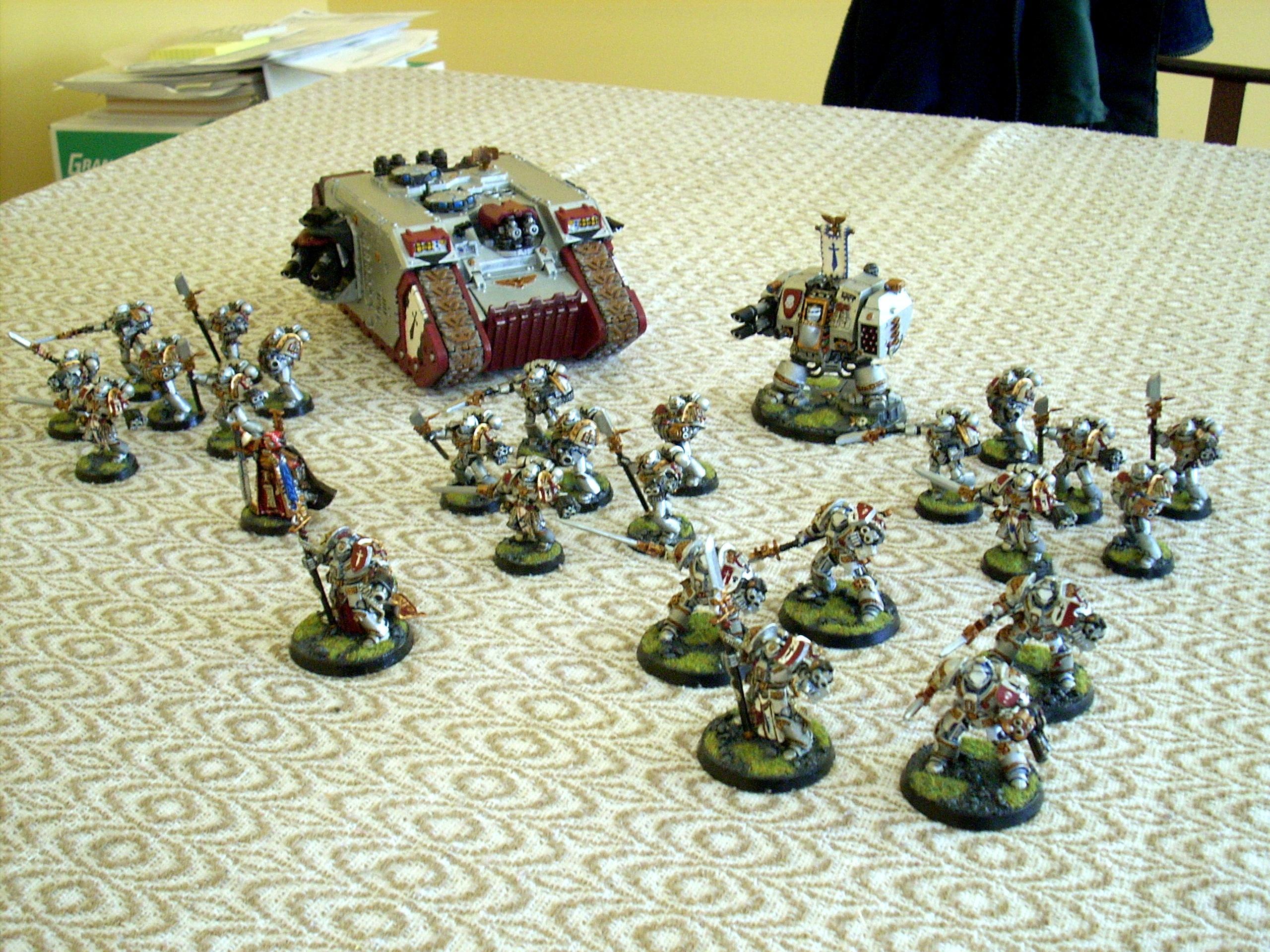 Grey Knights, 1700pts Grey Knights army