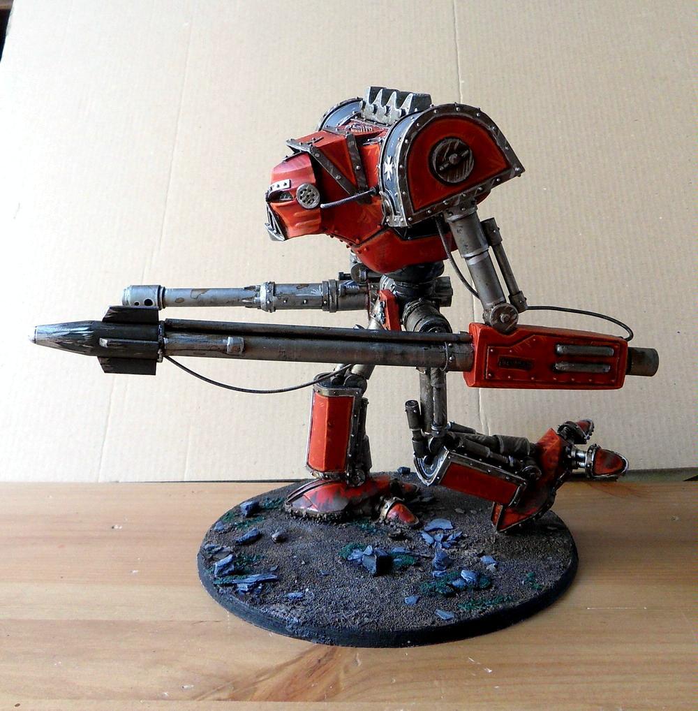 Knights, Mechanicus, Titan, Warhammer 40,000