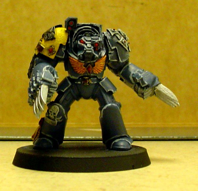 Wolf Guard Terminator