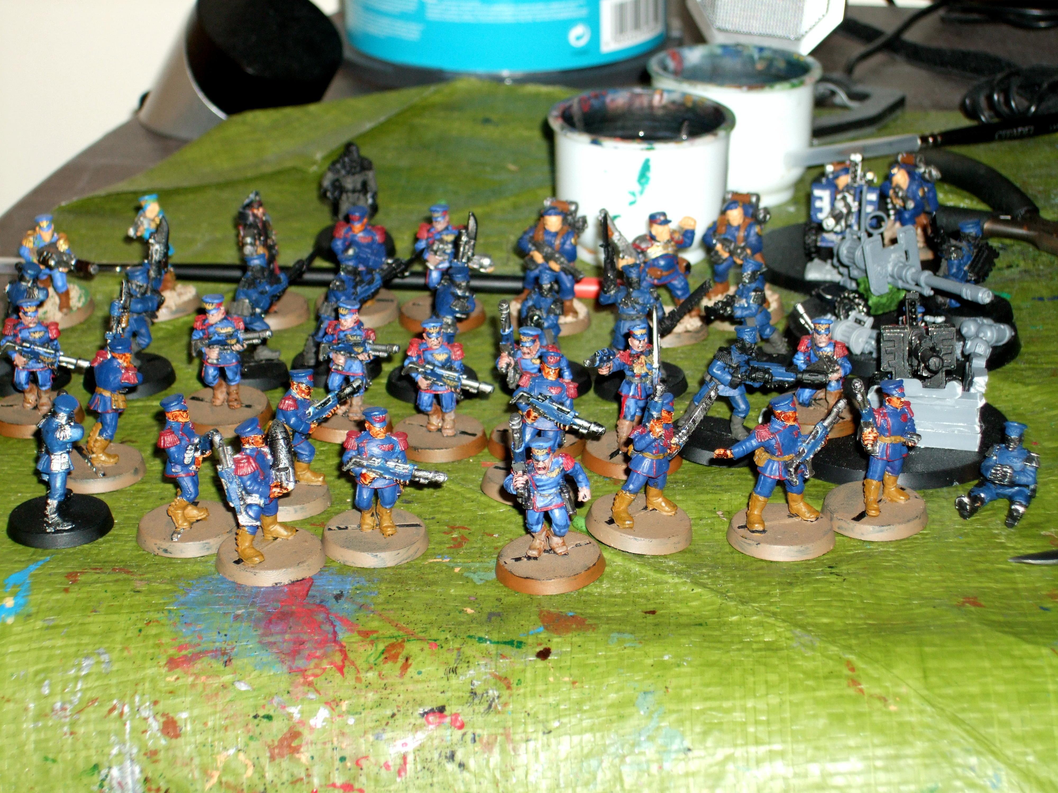 Imperial Guard, Mordian