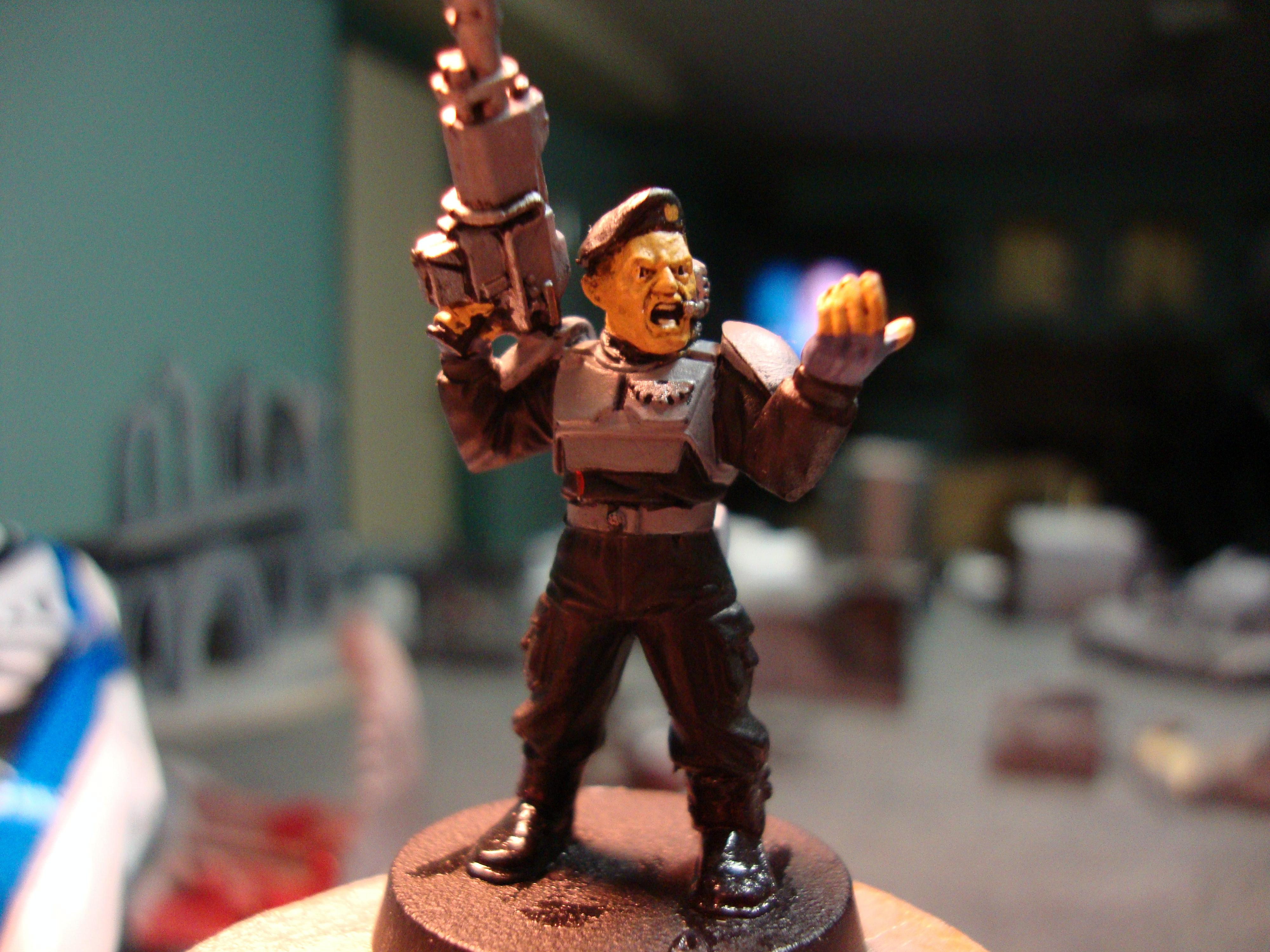 Imperial Guard, Tank Crewman finished