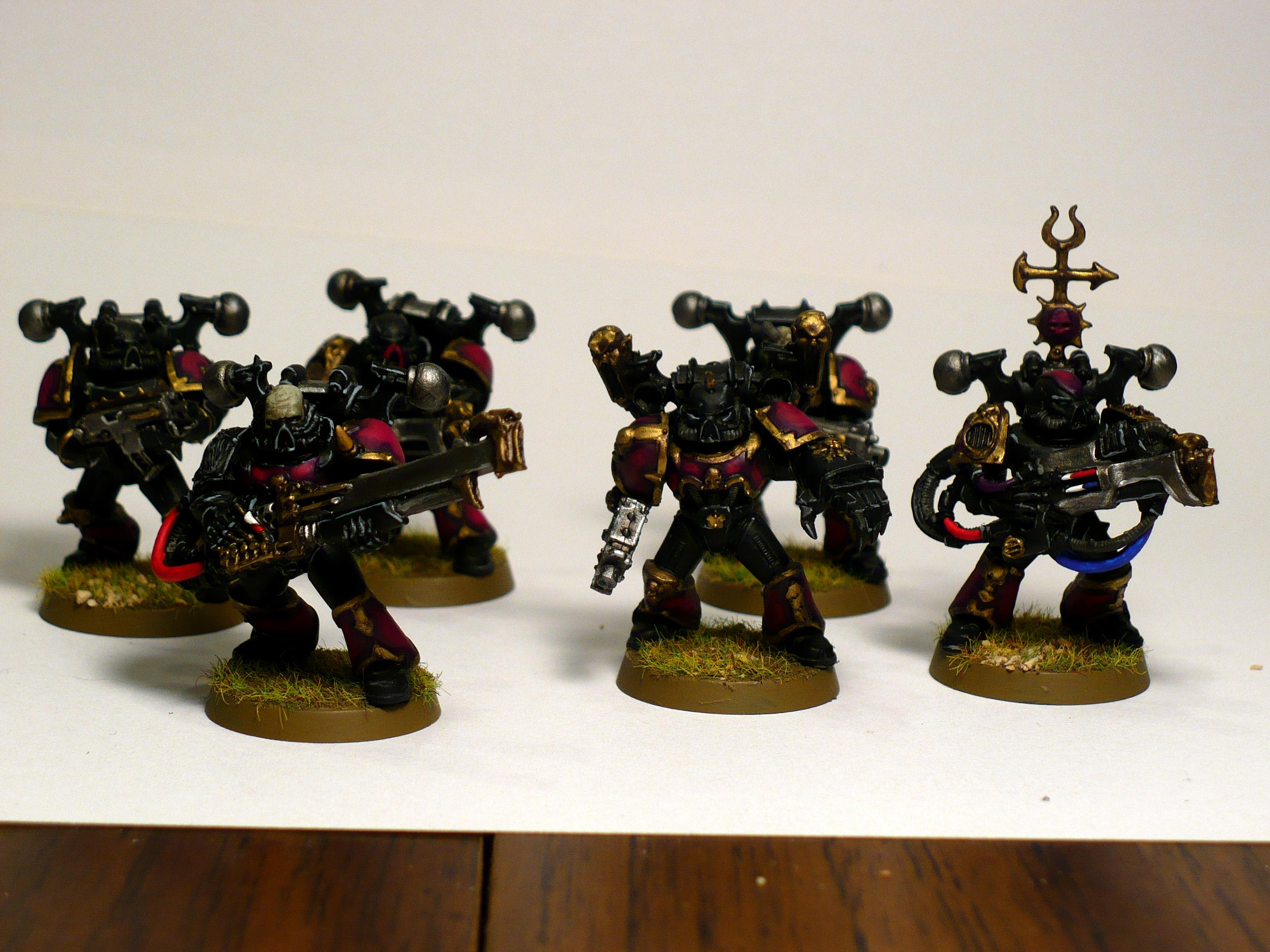 Chaos Space Marines, Emperor's Children