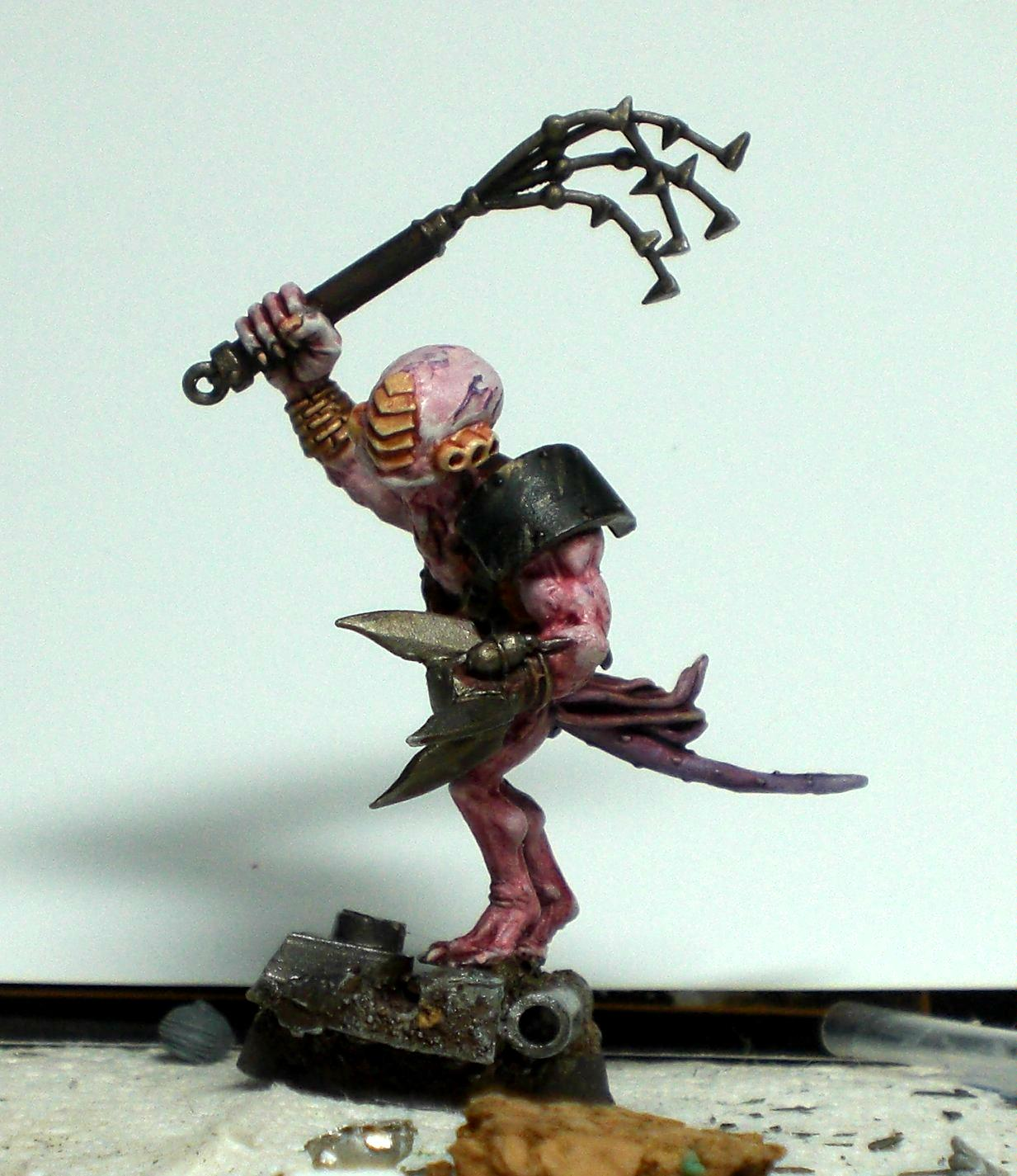 Genestealer Cult, Lost And The Damned, Mutant, Orks