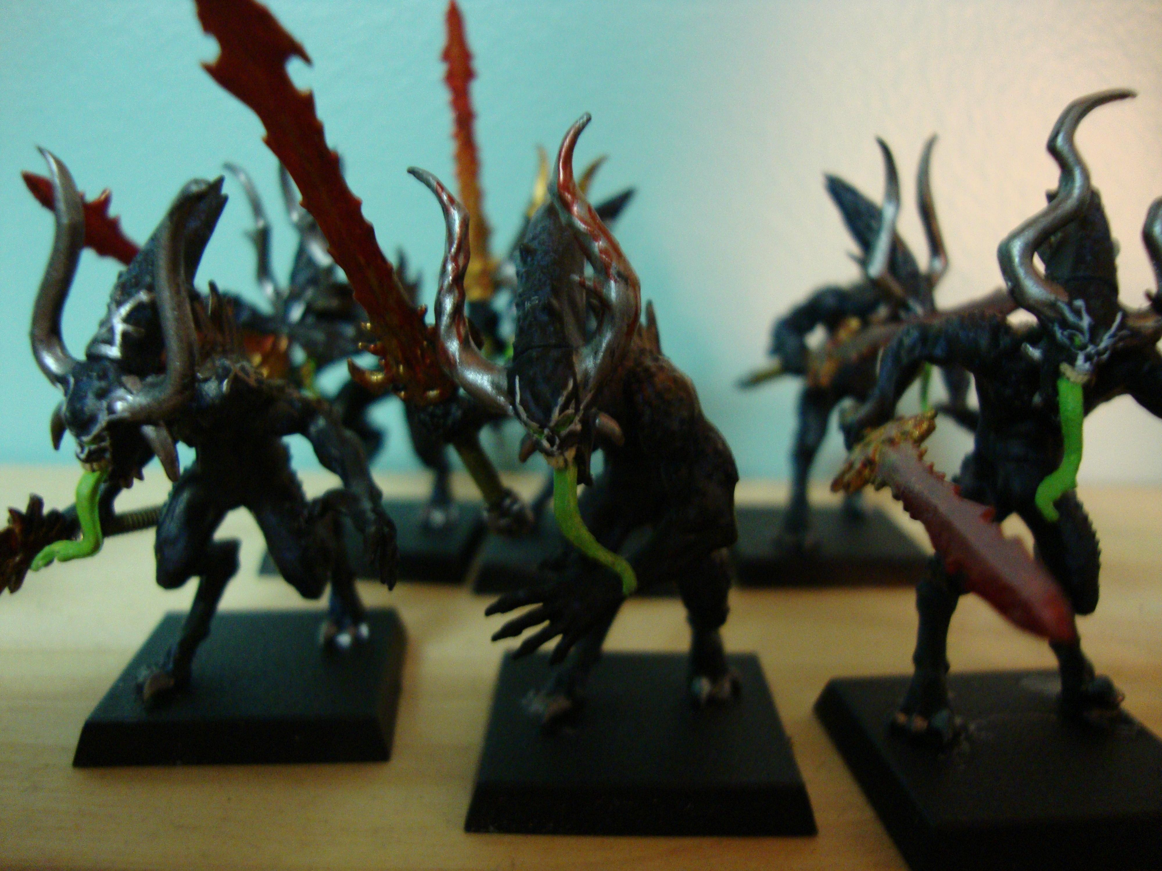 Chaos Daemons, Bloodletters