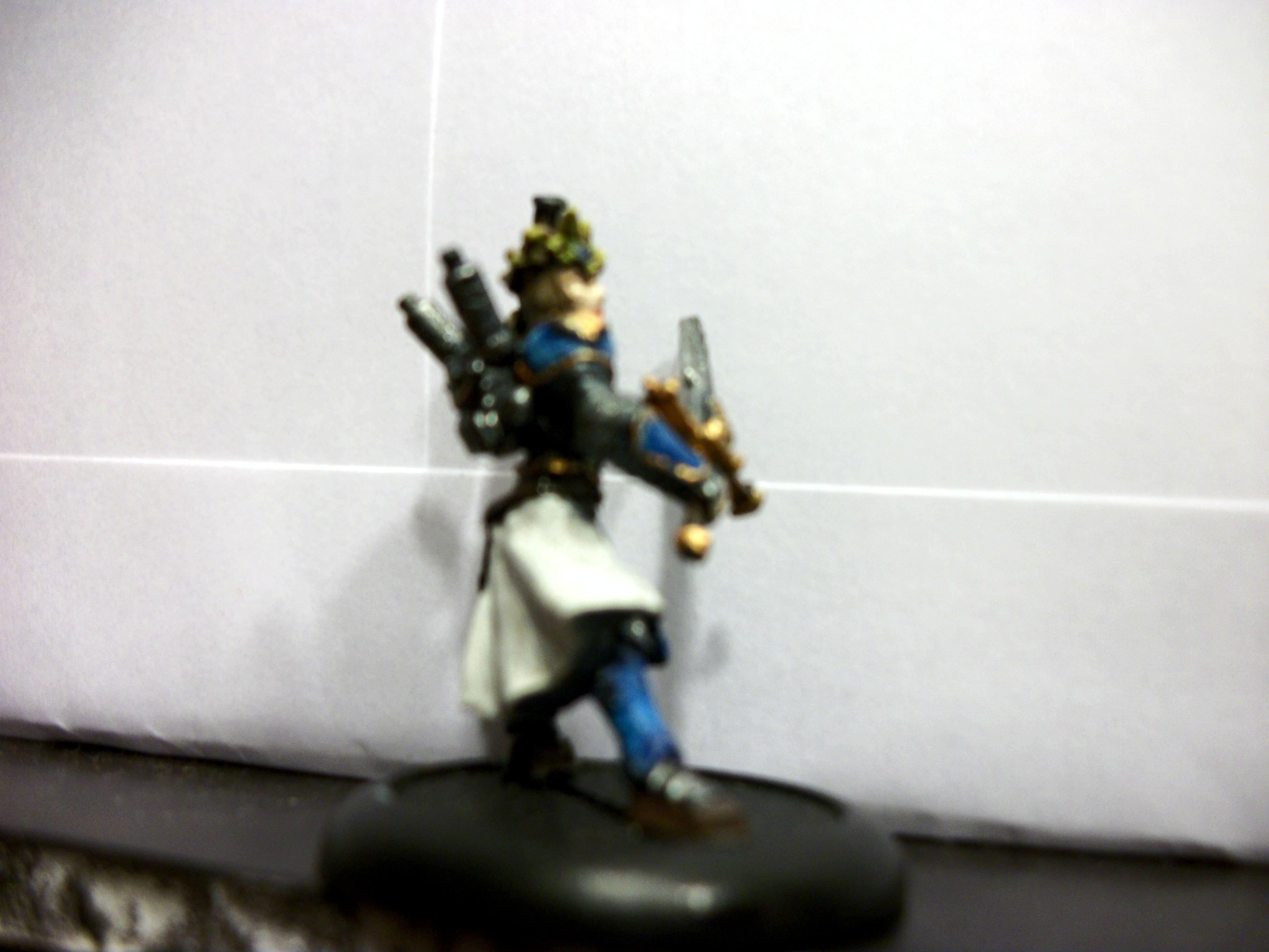 Journeyman Warcaster II