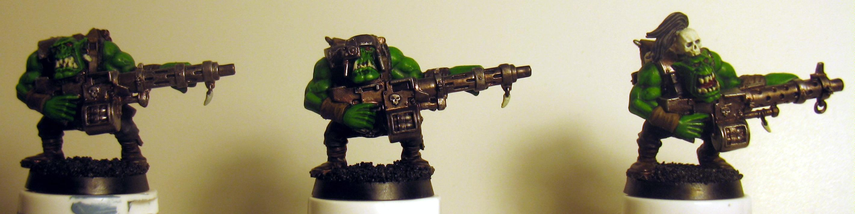 Big Shoota, Boy, Boys, Orks