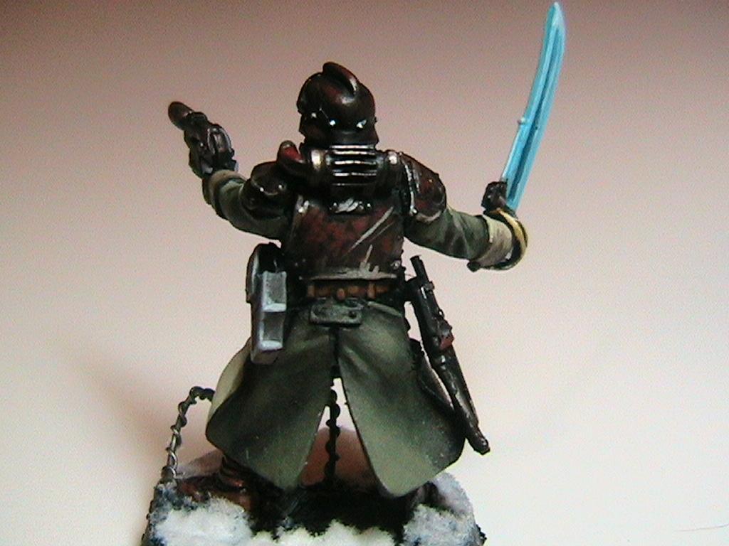Death Korps of Krieg, Guard, Officer