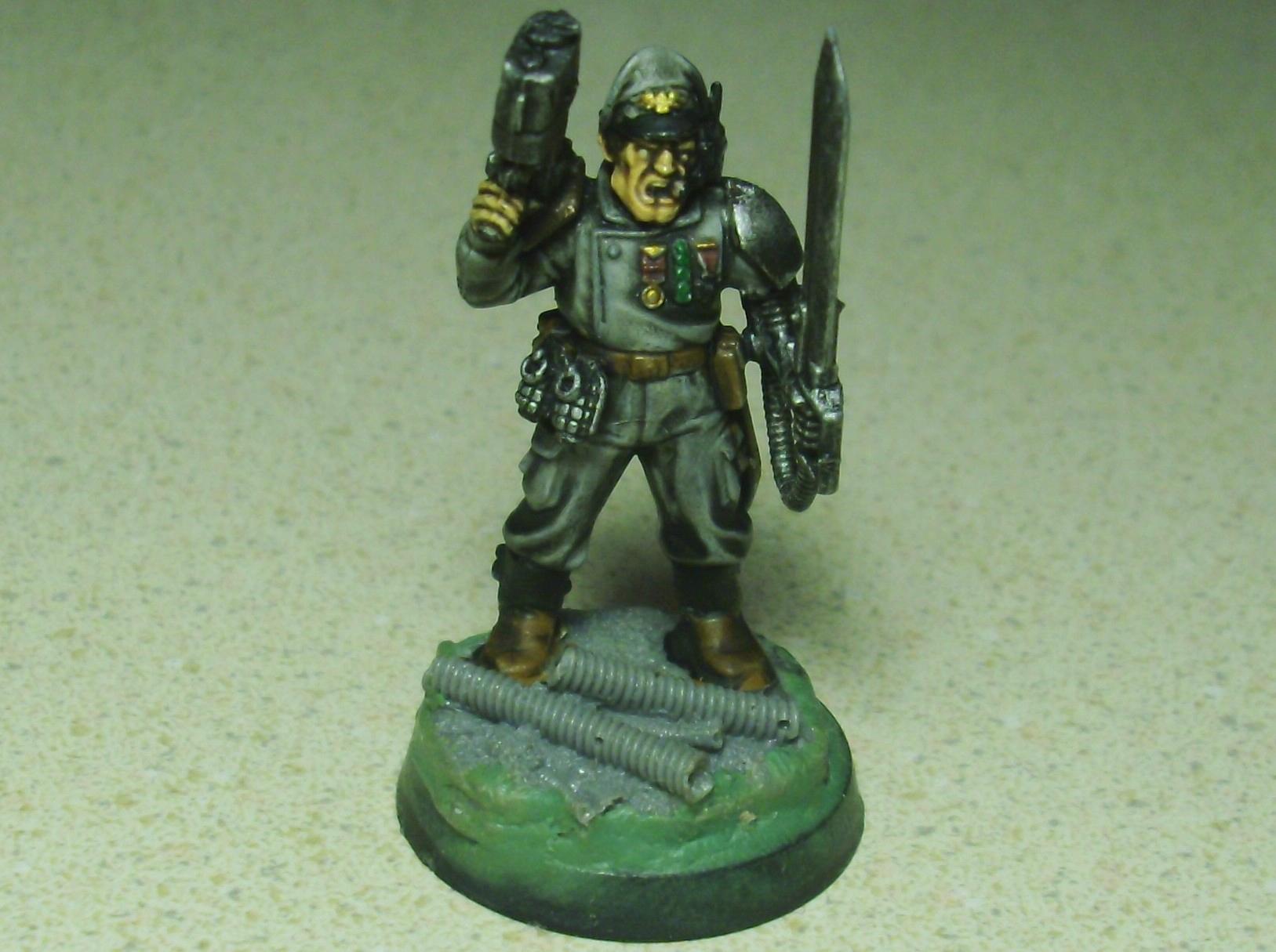 Astra Militarum, Imperial Guard, Straken, Warhammer 40,000