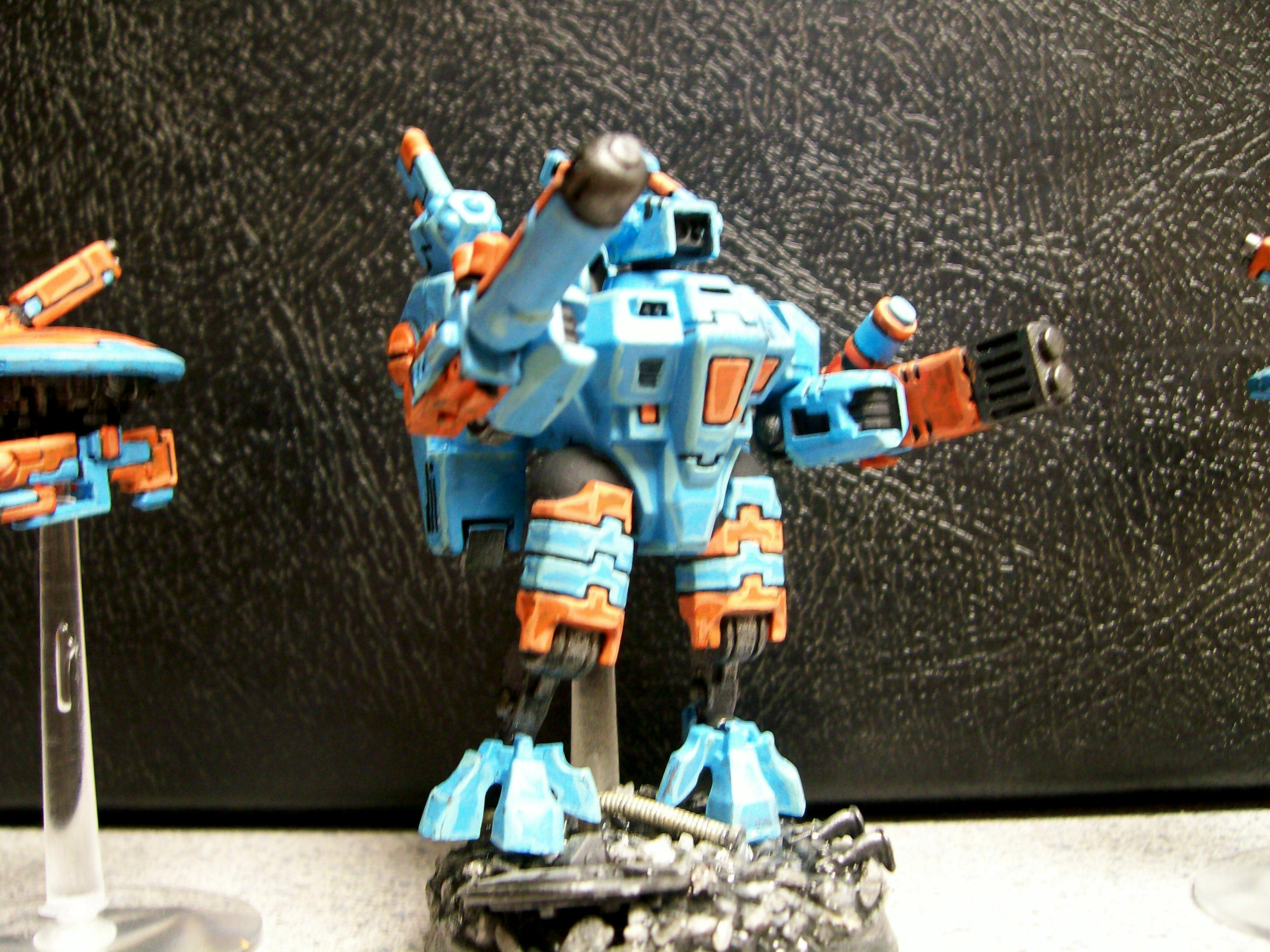 Battlesuit, Tau, now with highlites