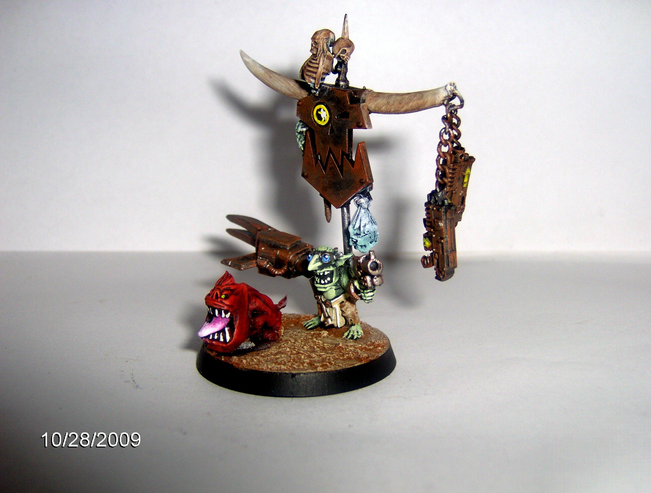 Grots, Orks, Squigs, Warhammer 40,000