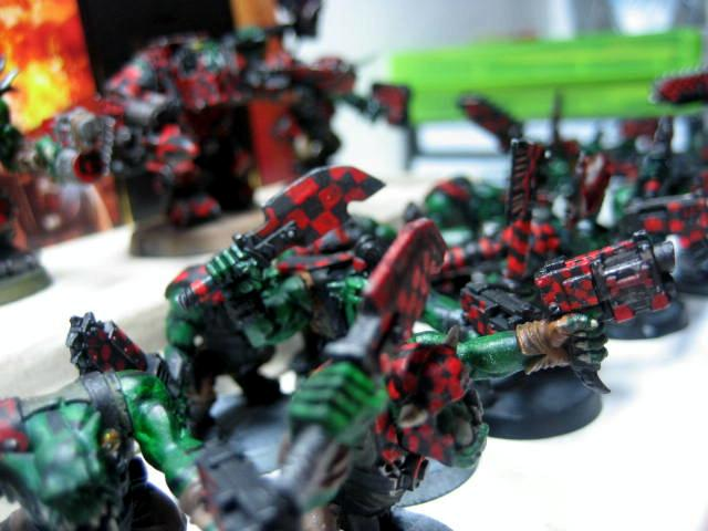 Ordzdakka Ratherfatrat Megaork, Orks, Warhammer 40,000