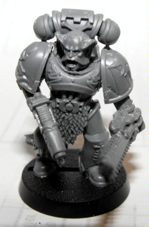 Space Marines, Space Wolves, Warhammer 40,000