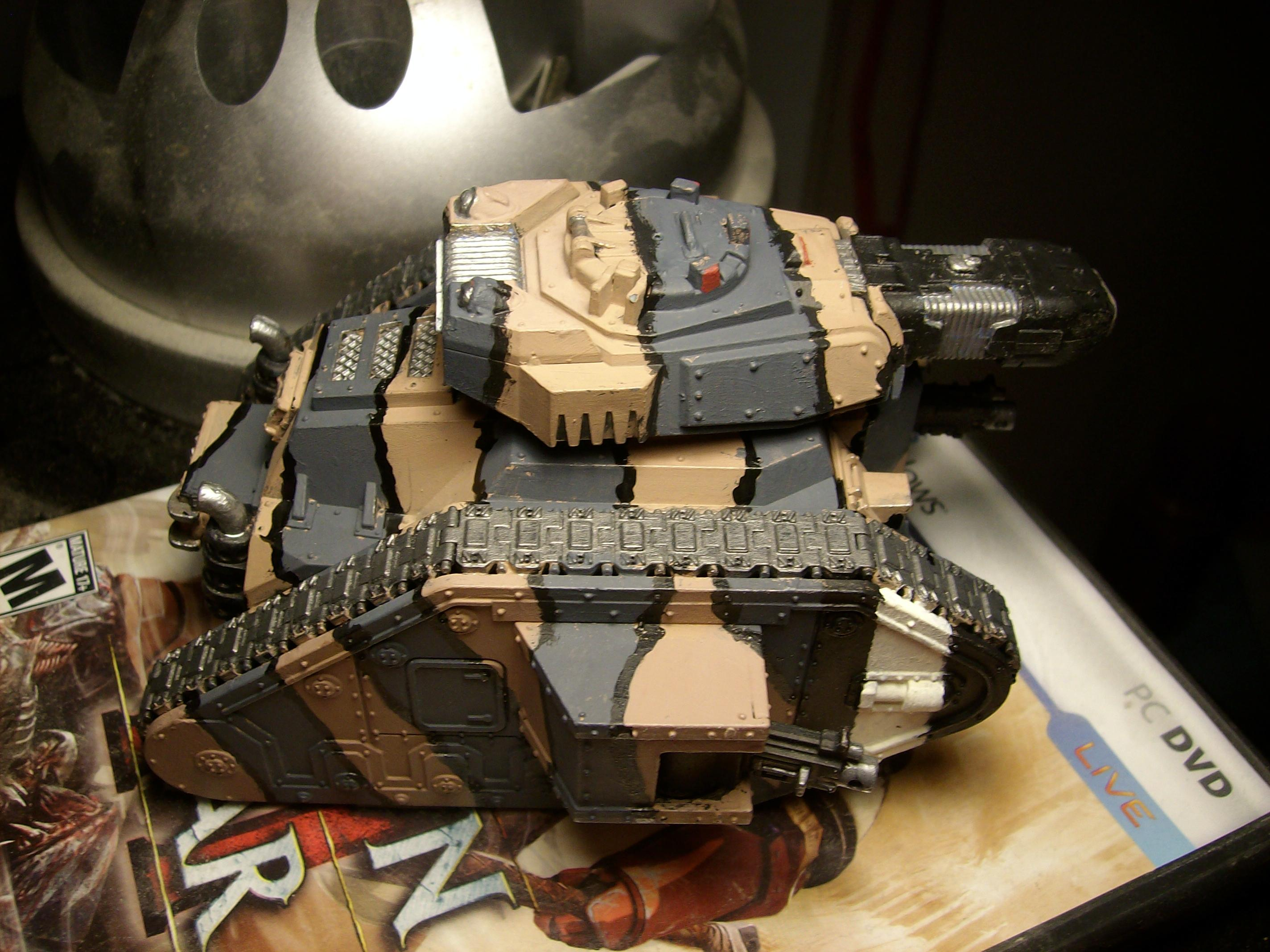 Executioner Leman Russ Imperial Guard