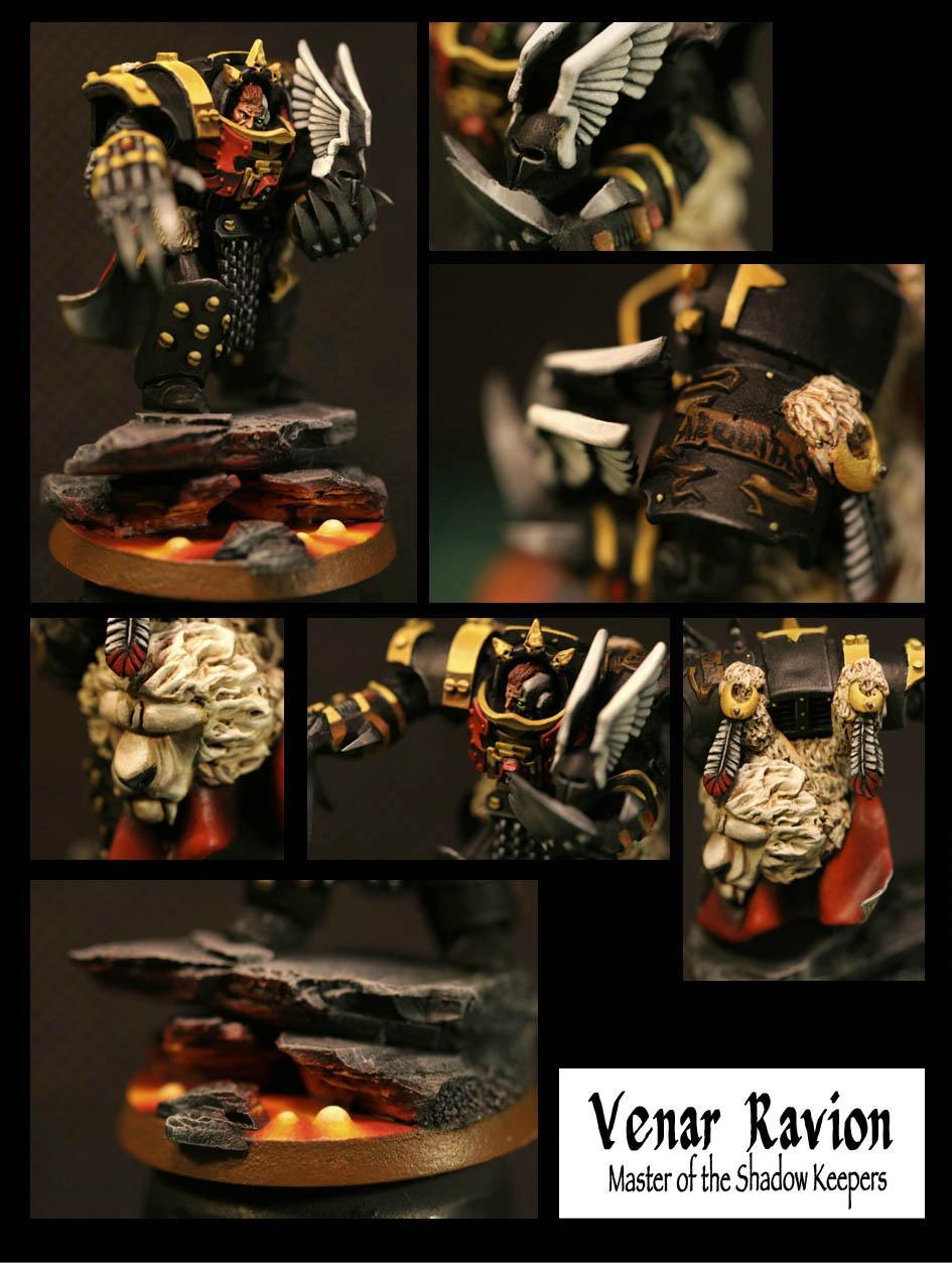 Dark Angels, Pre-heresy, Ravion, Terminator Armor