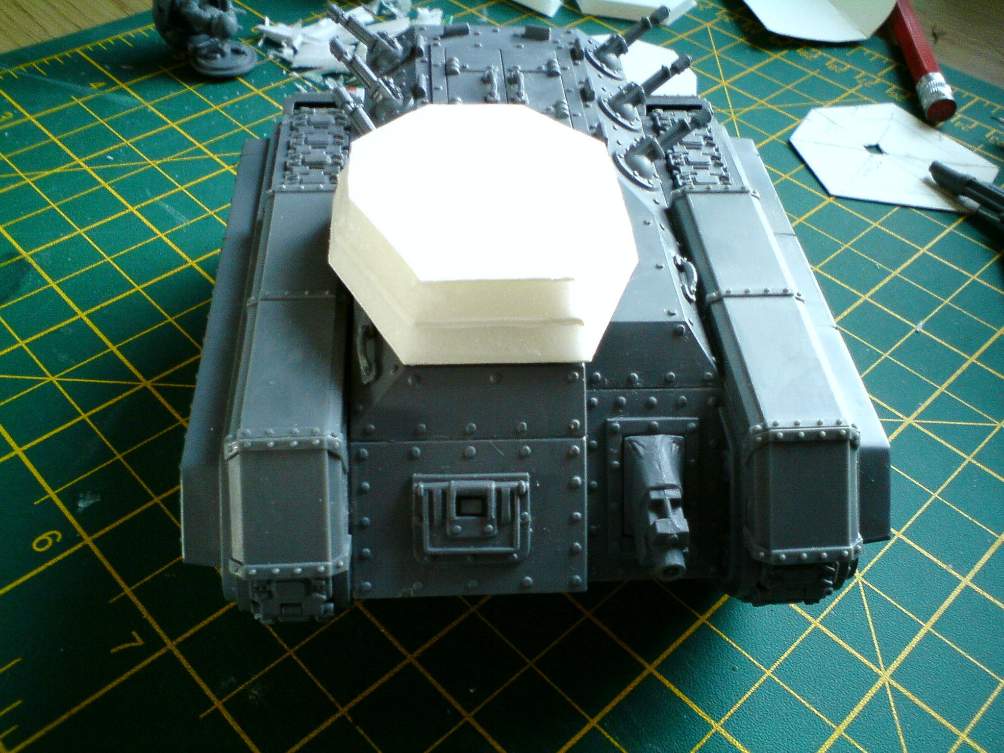Standard turret mounting point