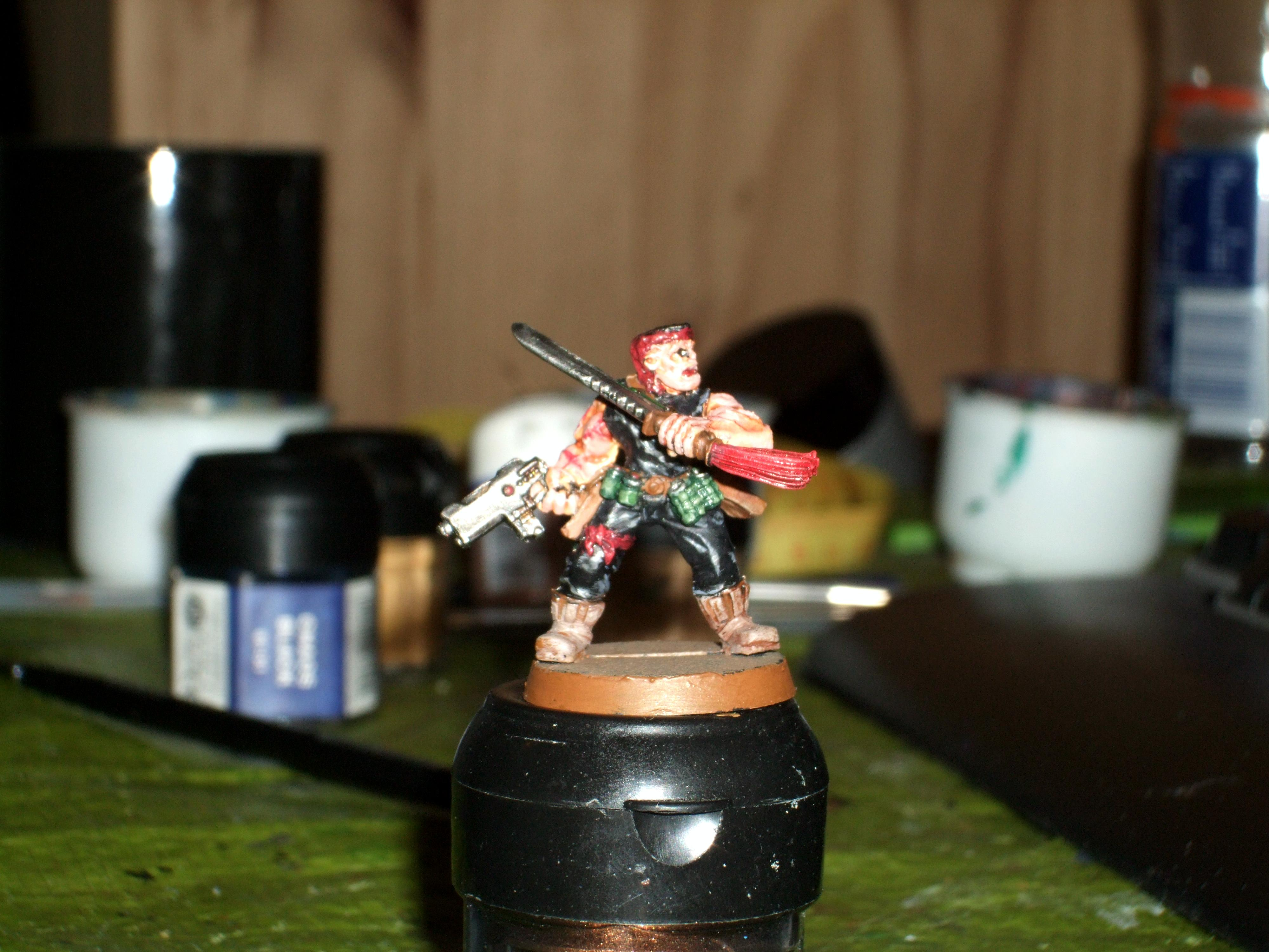 Catachan, Imperial Guard, Marbo, Rambo