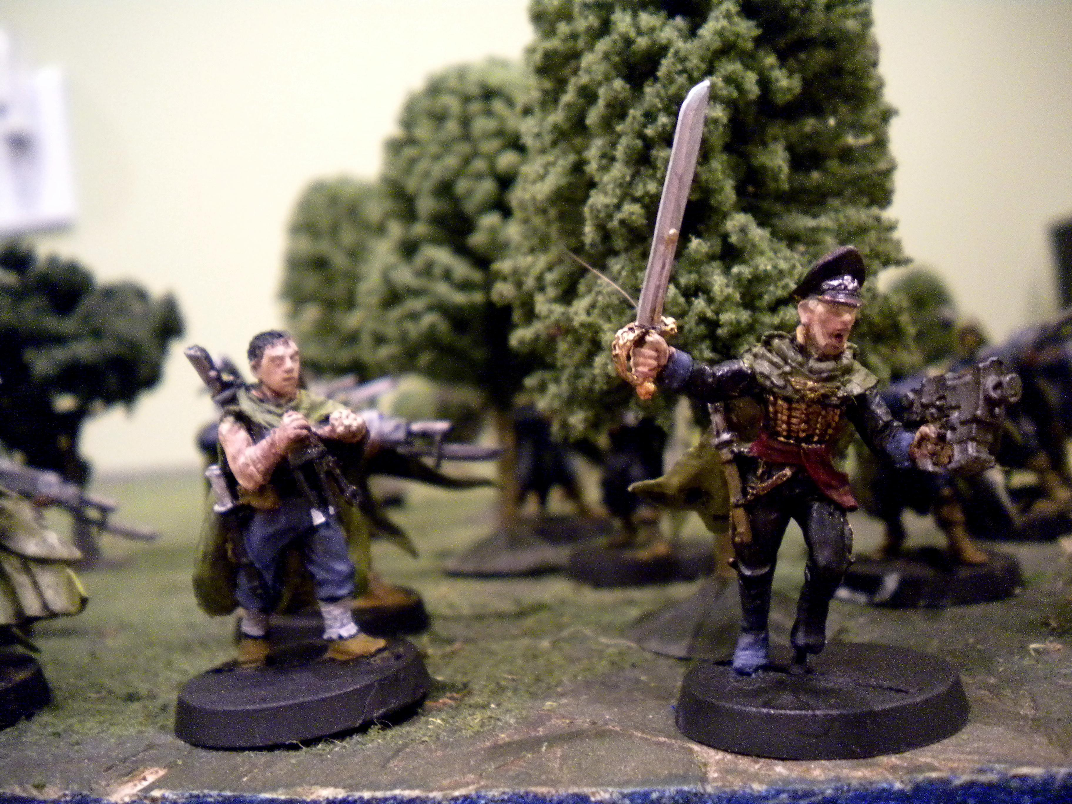 Gaunt%27s Ghosts, Gaunt's Ghosts, Imperial Guard, Tanith