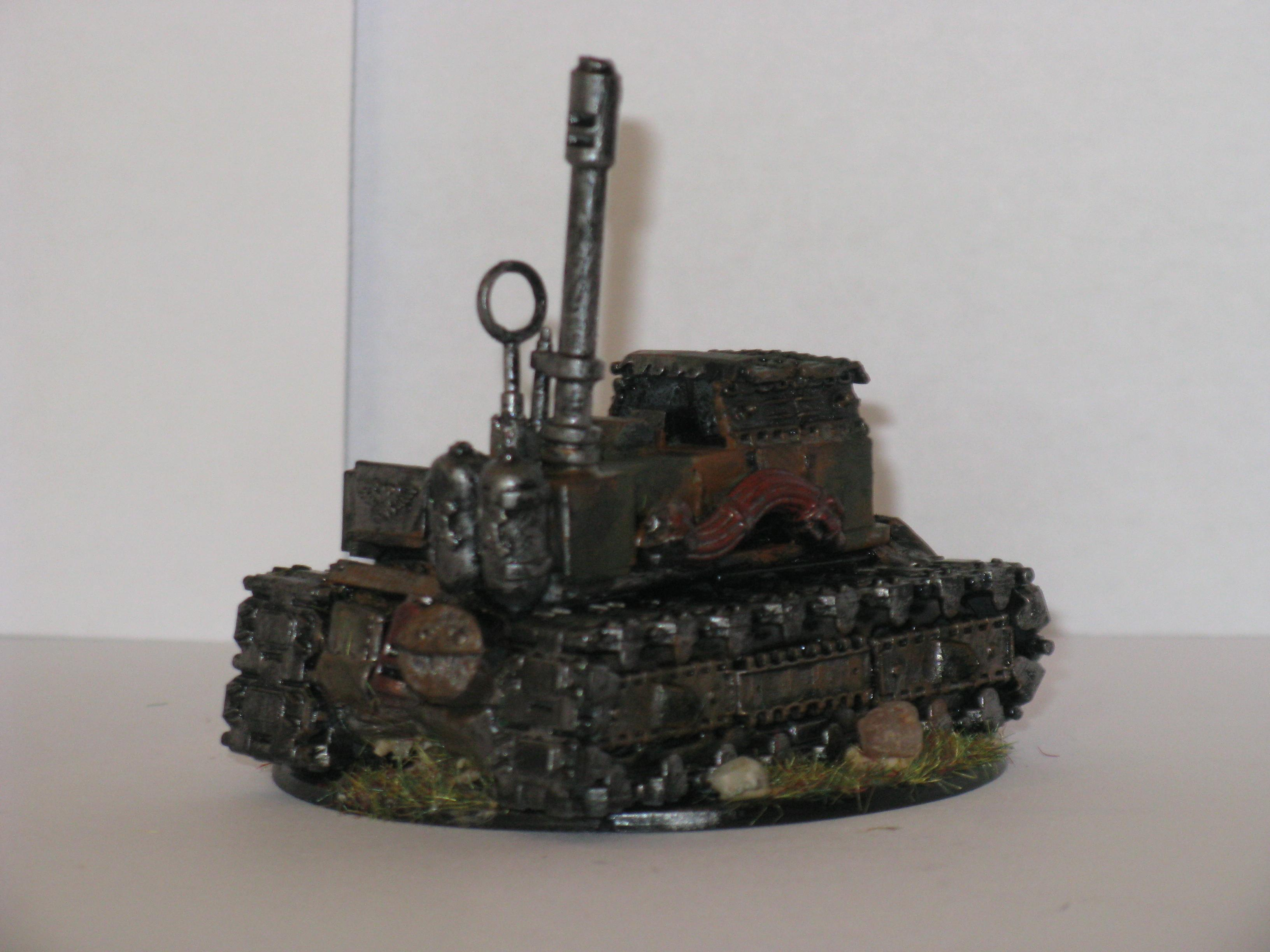 This Is A Custom Killdozer I Made! Build T After Playing Way To Much Coh!!! Please Be Gentel