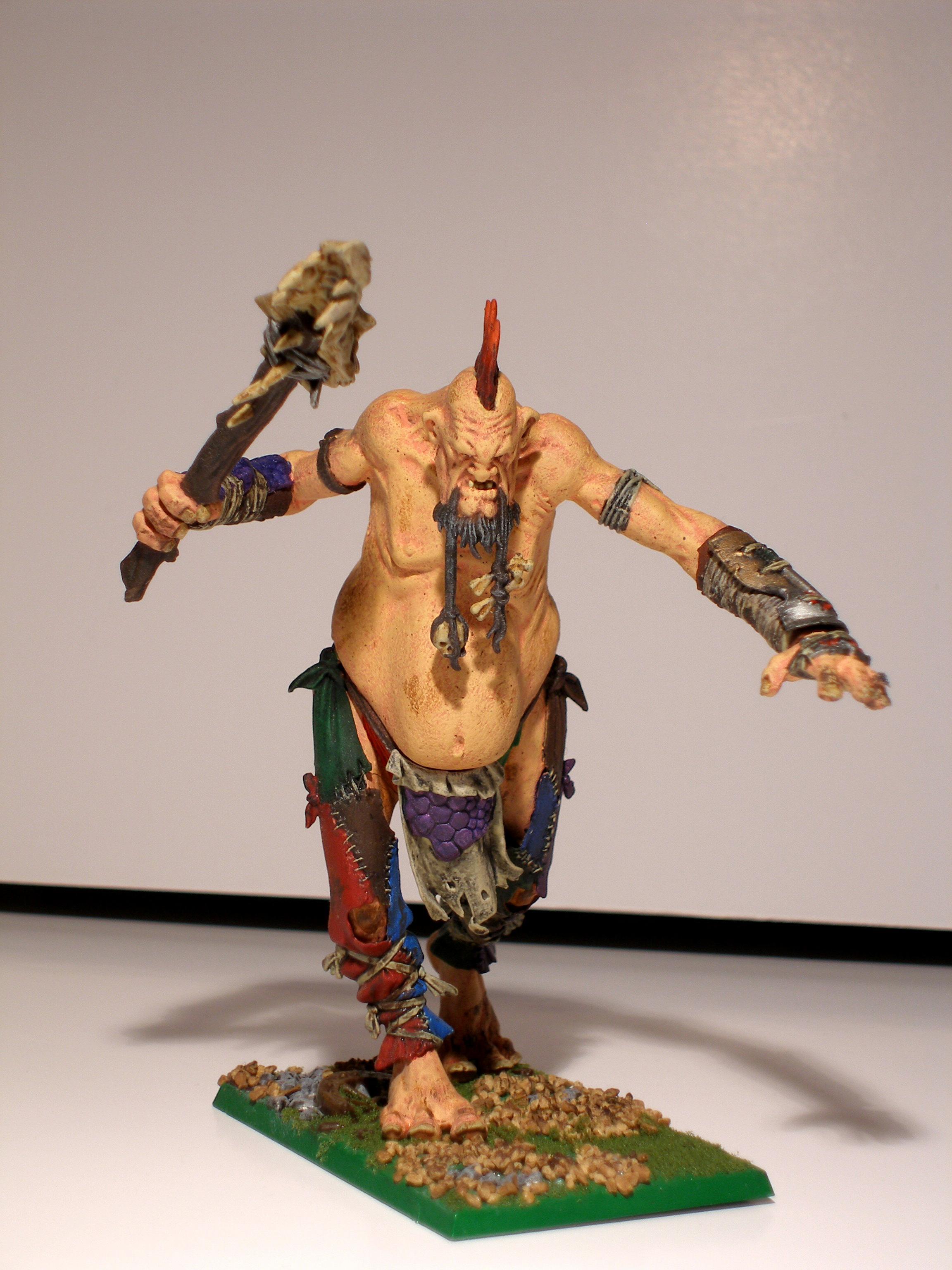 Giant, Night Goblins, Orcs