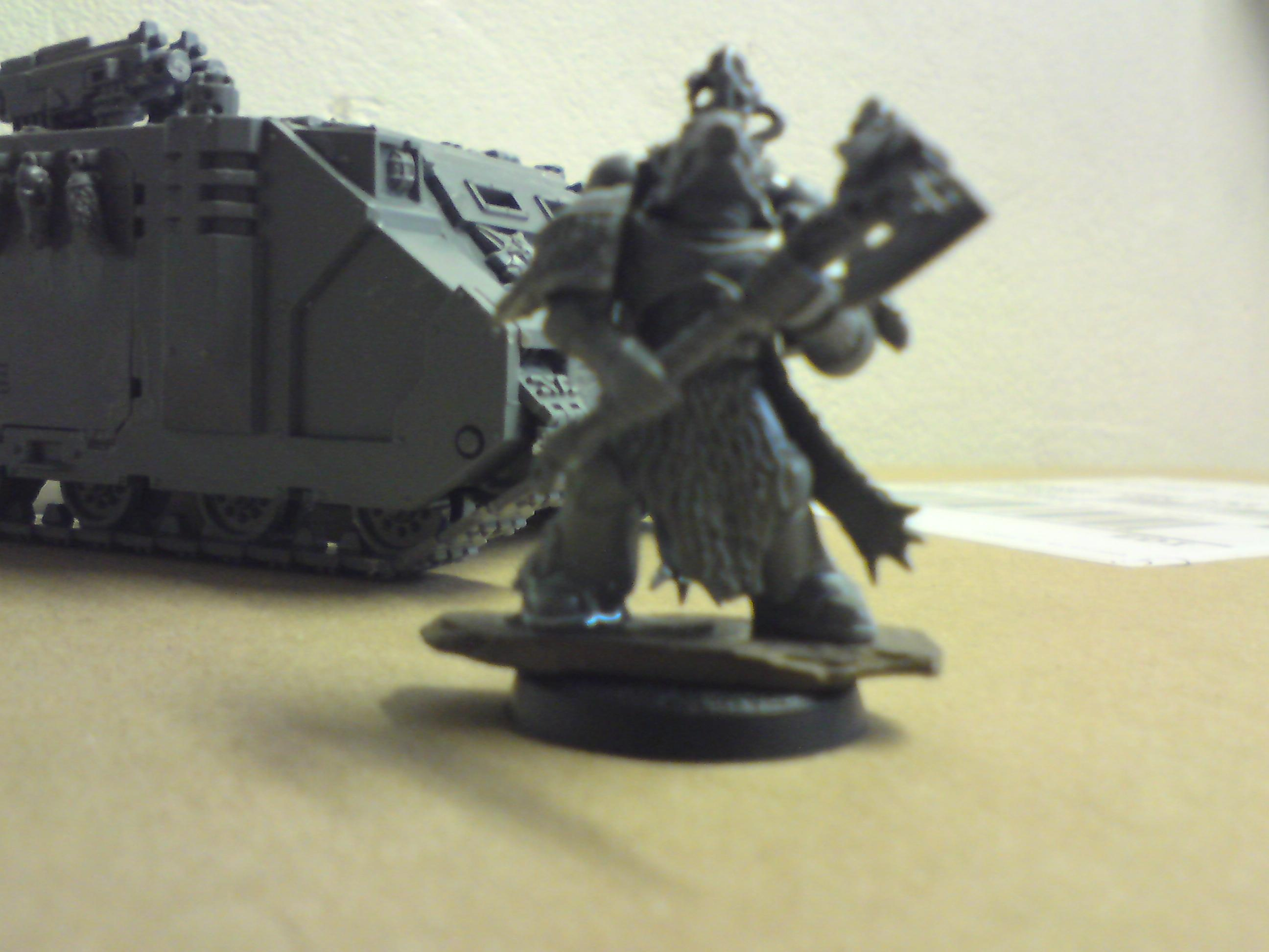 Space Wolves, Lone wolf