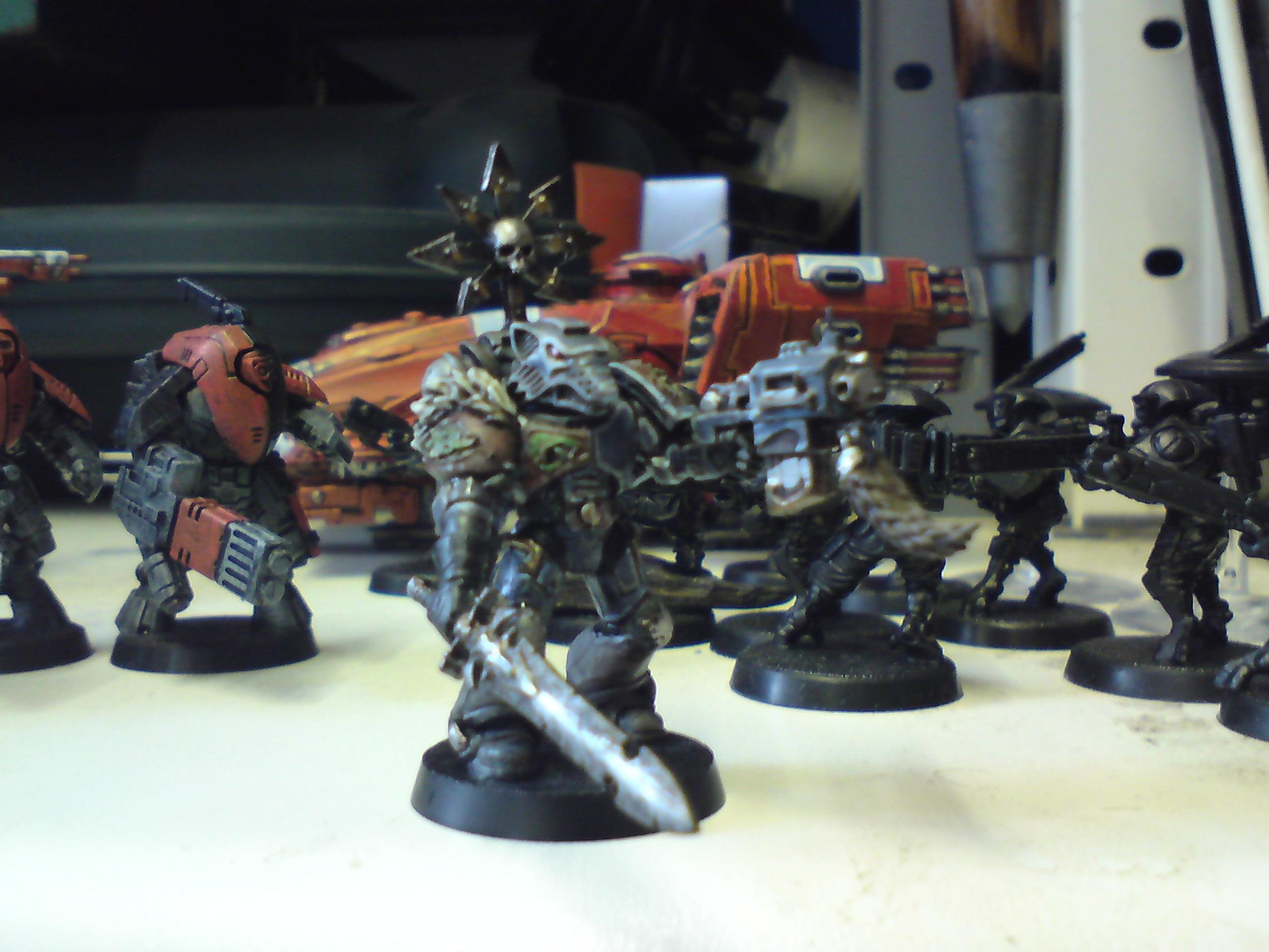 Space Wolves, 13th company lord