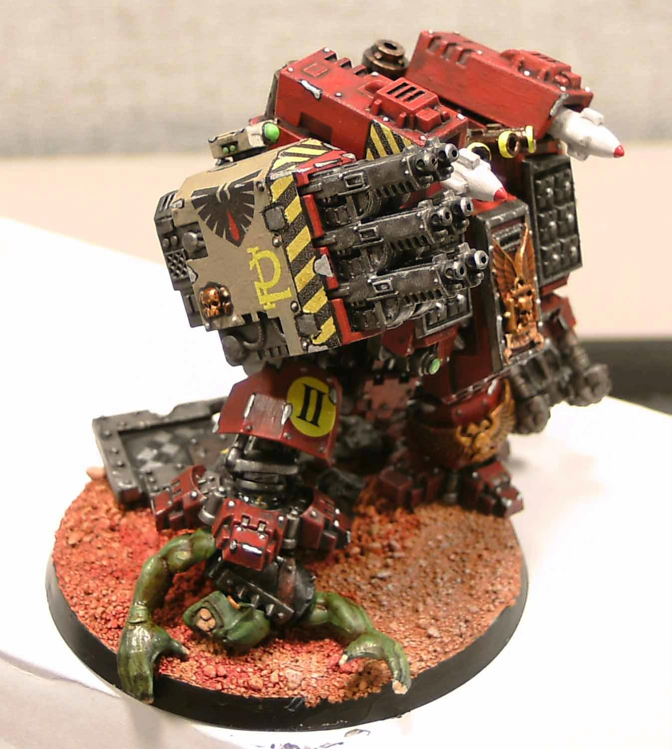 Blood Ravens, Dreadnought, Ironclad