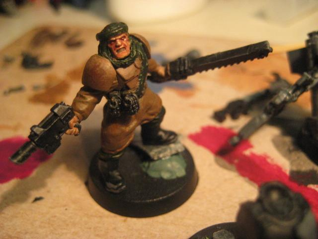 Tallarn Sergeant