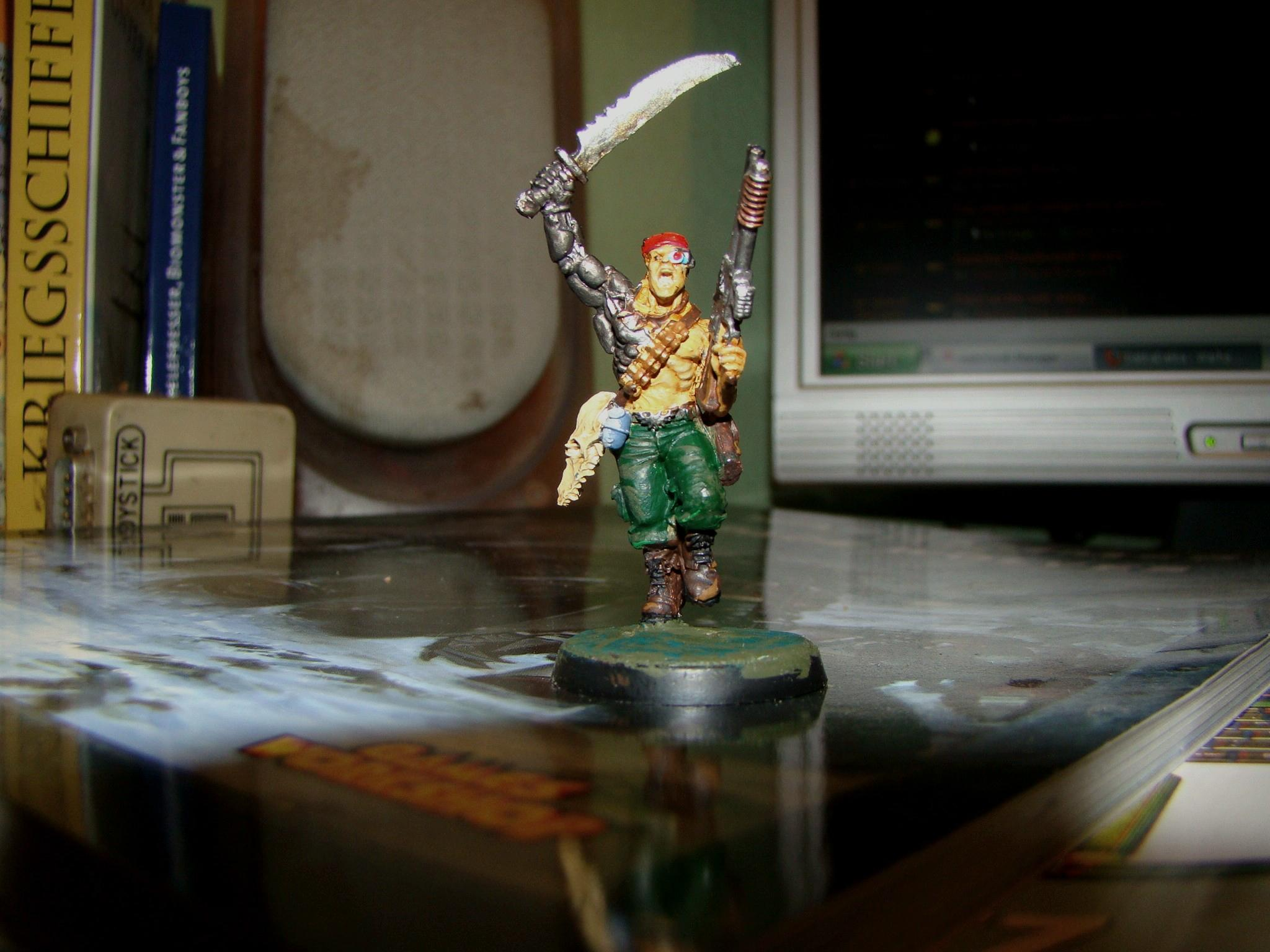 Catachan, Imperial Guard, Straken, Warhammer 40,000