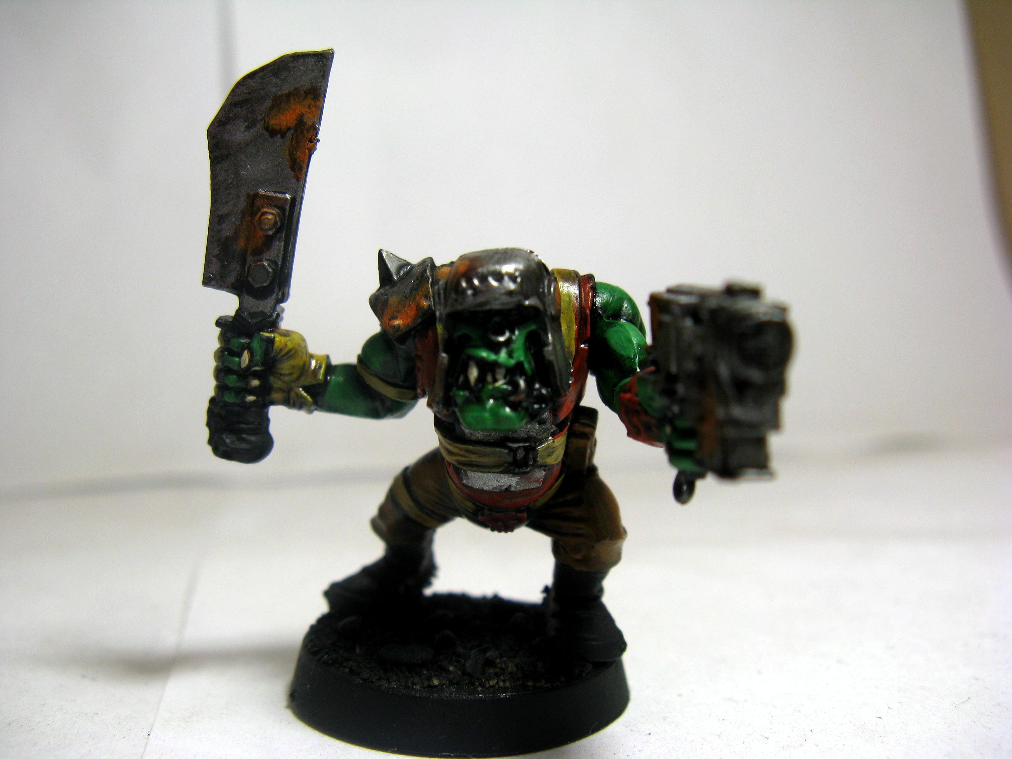 Ork Boyz, Orks, Waaaaagh, Warhammer 40,000