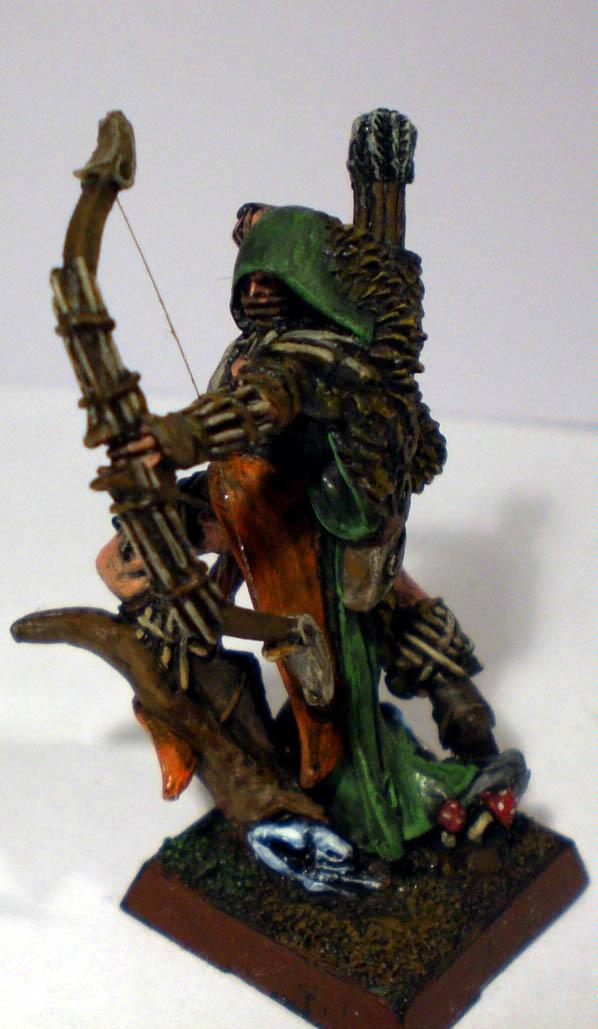 Hero, Warhammer Fantasy, Waywatcher, Waywatcher Lord, Wood Elves