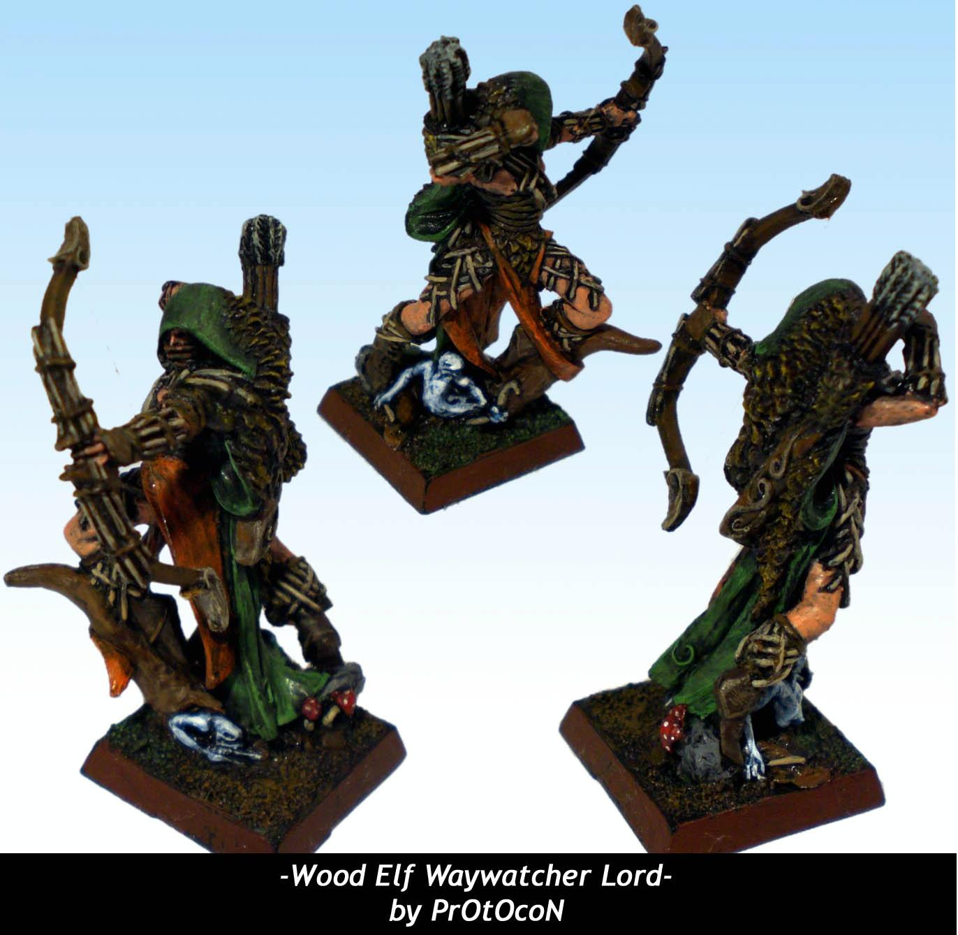 Waywatcher, Waywatcher Lord, Wood Elves