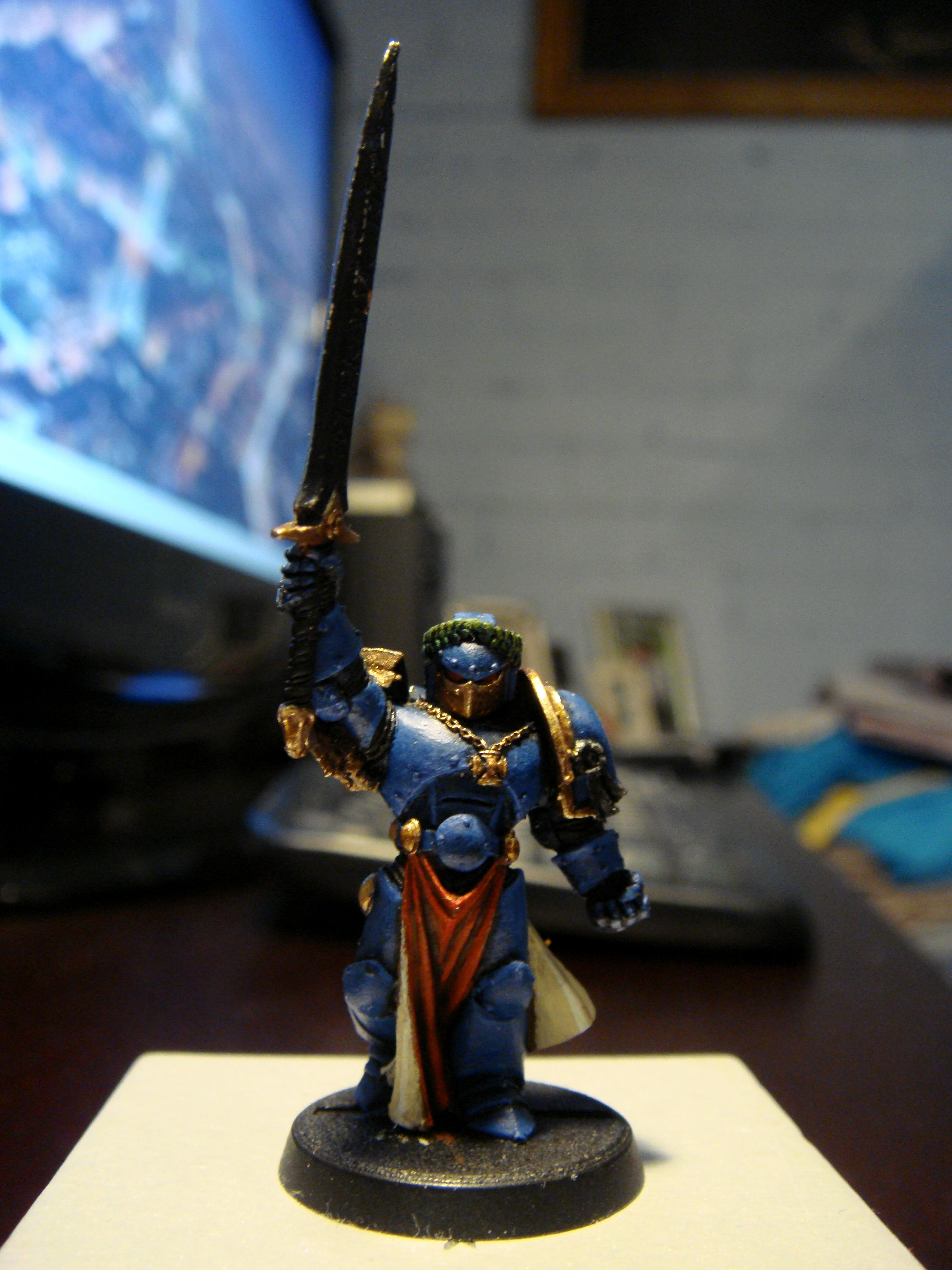 Emperor's Champion, Space Marines, Ultramarines, Undefined