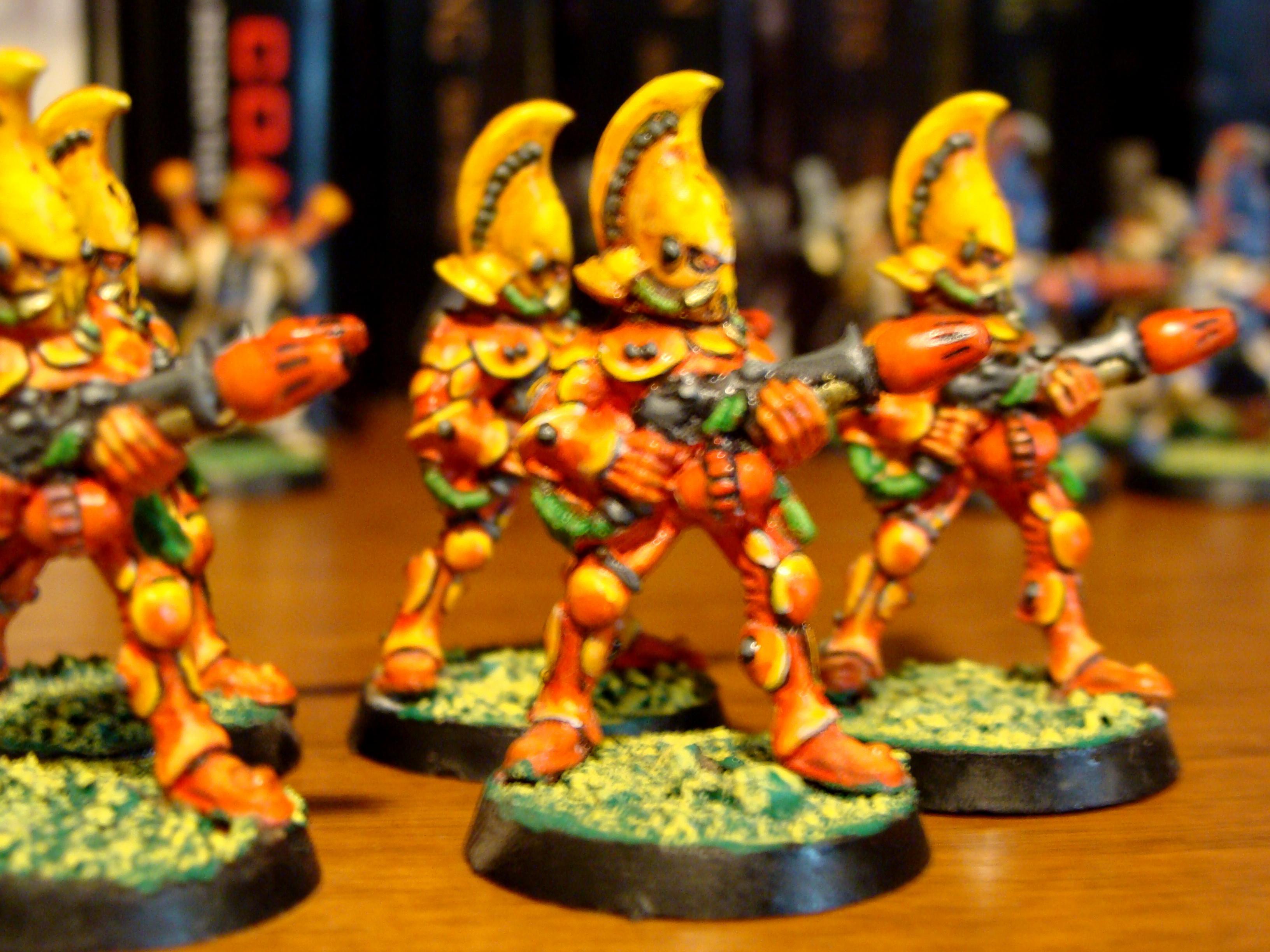 2nd Edition, Eldar, Fire Dragon, Warhammer 40,000