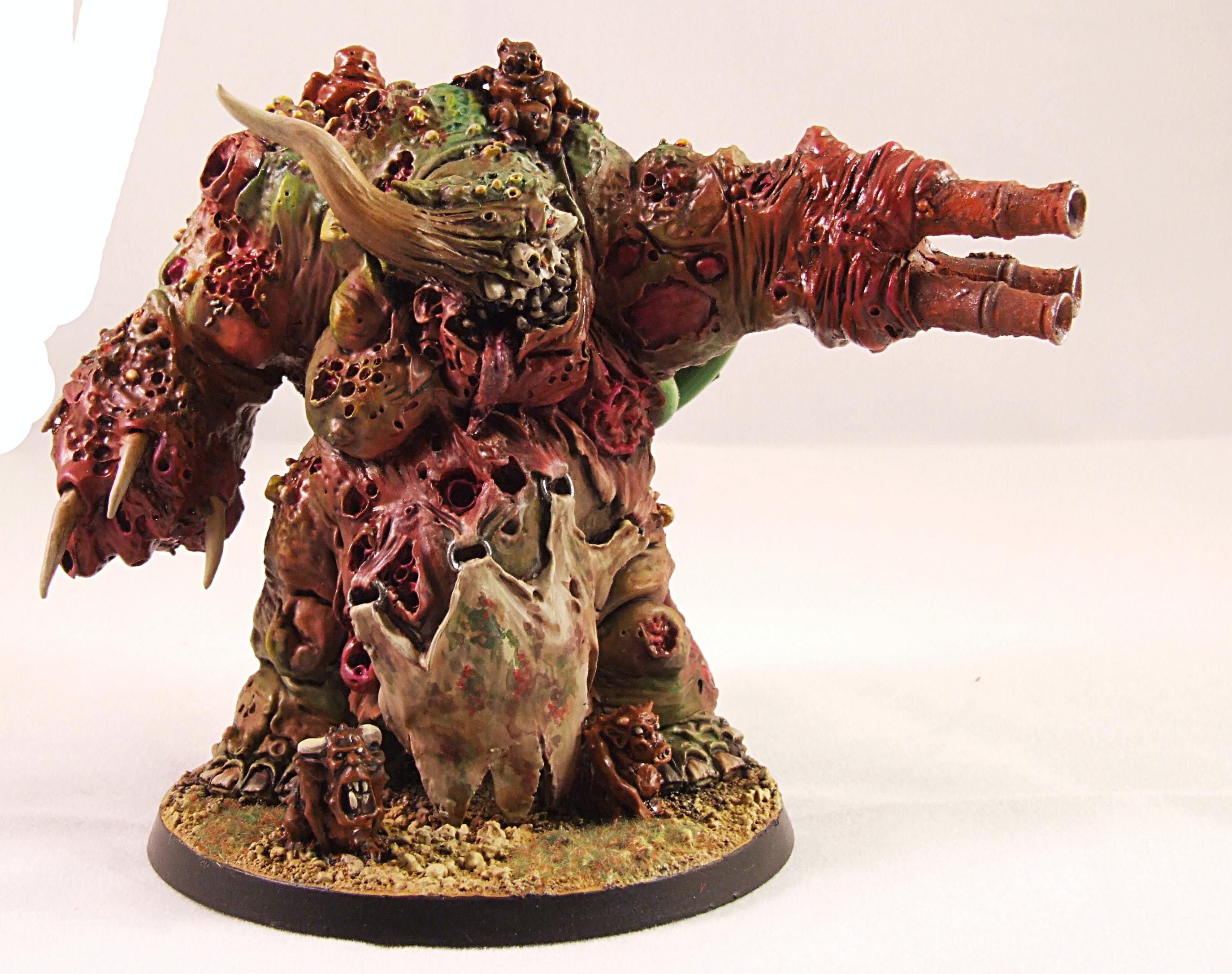 Daemon Prince, Daemons, Forge World, Mamon, Nurgle, Warhammer 40,000