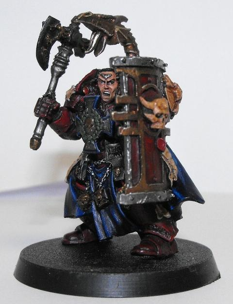 Exorcists, Librarian, Space Marines, Terminator Armor, Warhammer 40,000