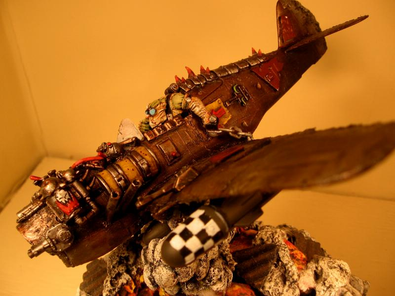 Fightabomba, Flyer, Orks