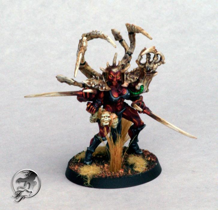 Golgotha, Menelker, Tyranids, Warhammer 40,000, Warzone