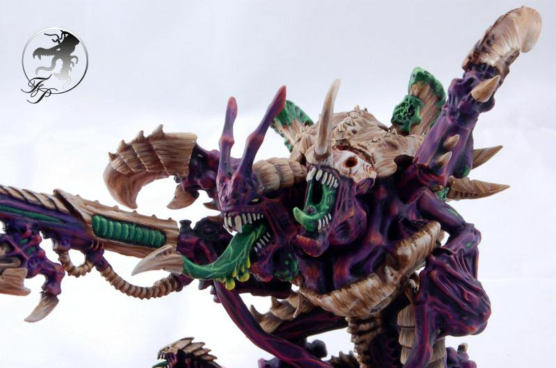 Awesome, Blending, Carnifex, Mutated, Tyranids