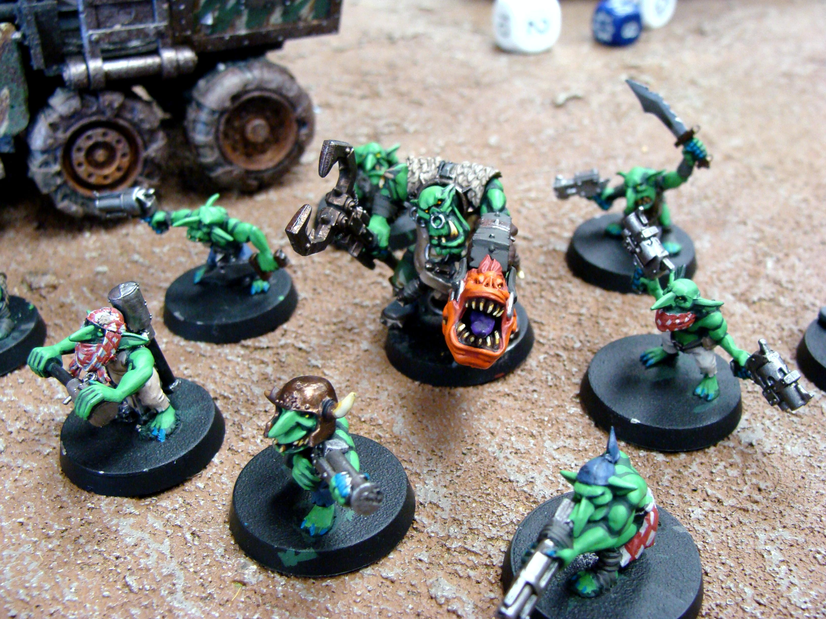 Grots, Orks, Runtherd, Warhammer 40,000
