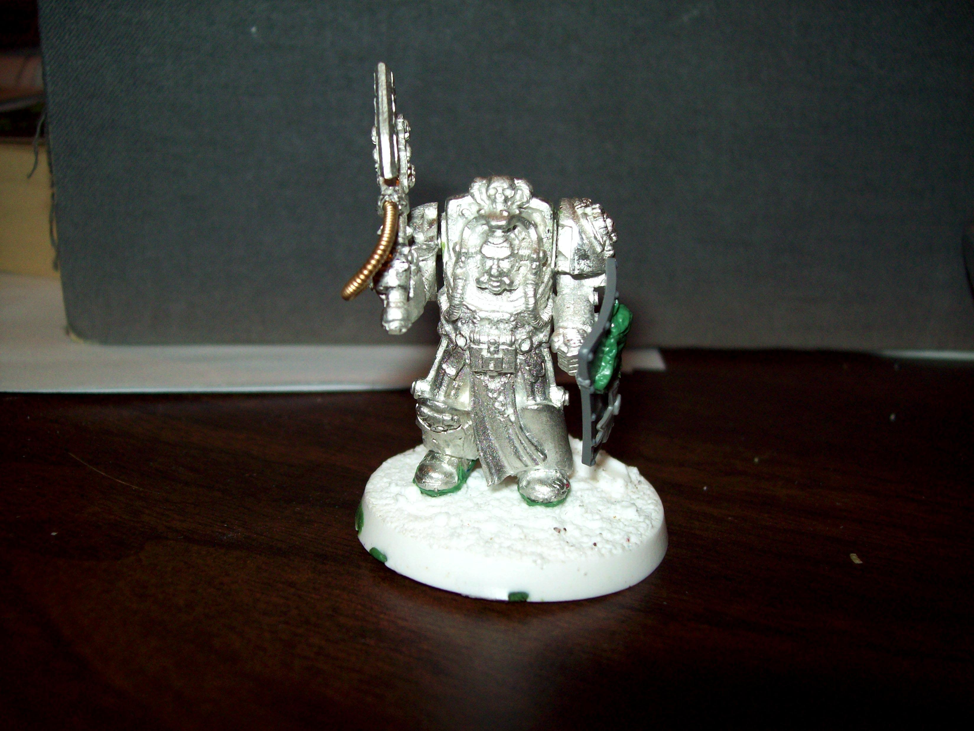 3rd Company, Celestial Lions, Converstion, Librarian, Space Marines, Warhammer 40,000