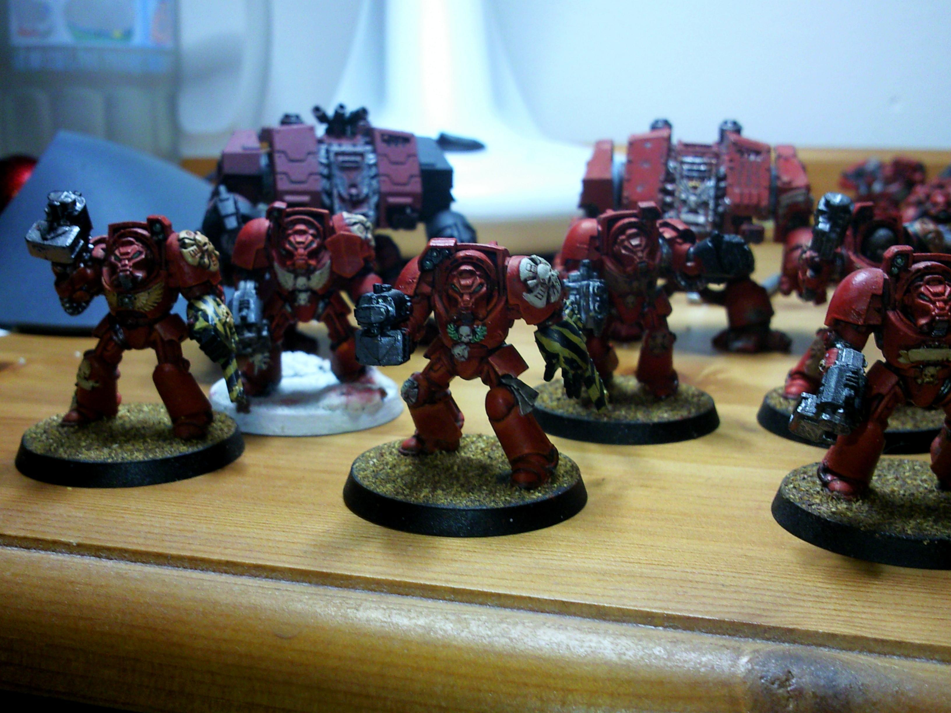 Blood Angels, Space Marines